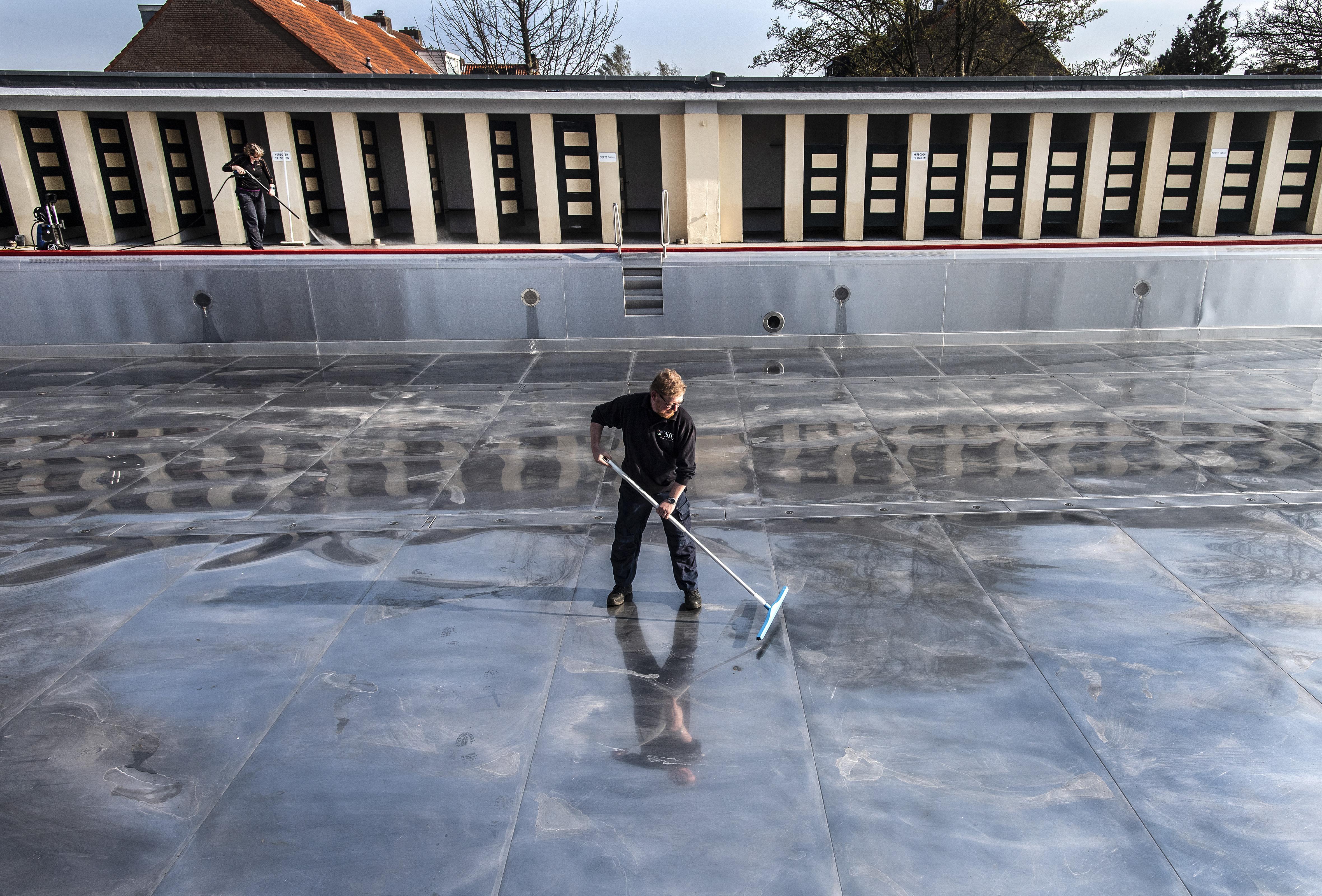 Zwemvierdaagse Houtvaart in Haarlem begint dinsdag