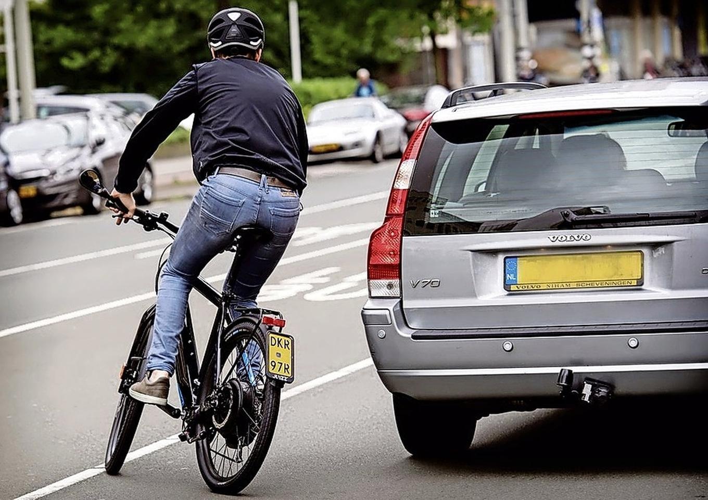 Soest wil ruim baan voor de speedpedelecs op het fietspad, zowel in het dorp als in bos en polder; Maar dan wel met aangepaste snelheid...
