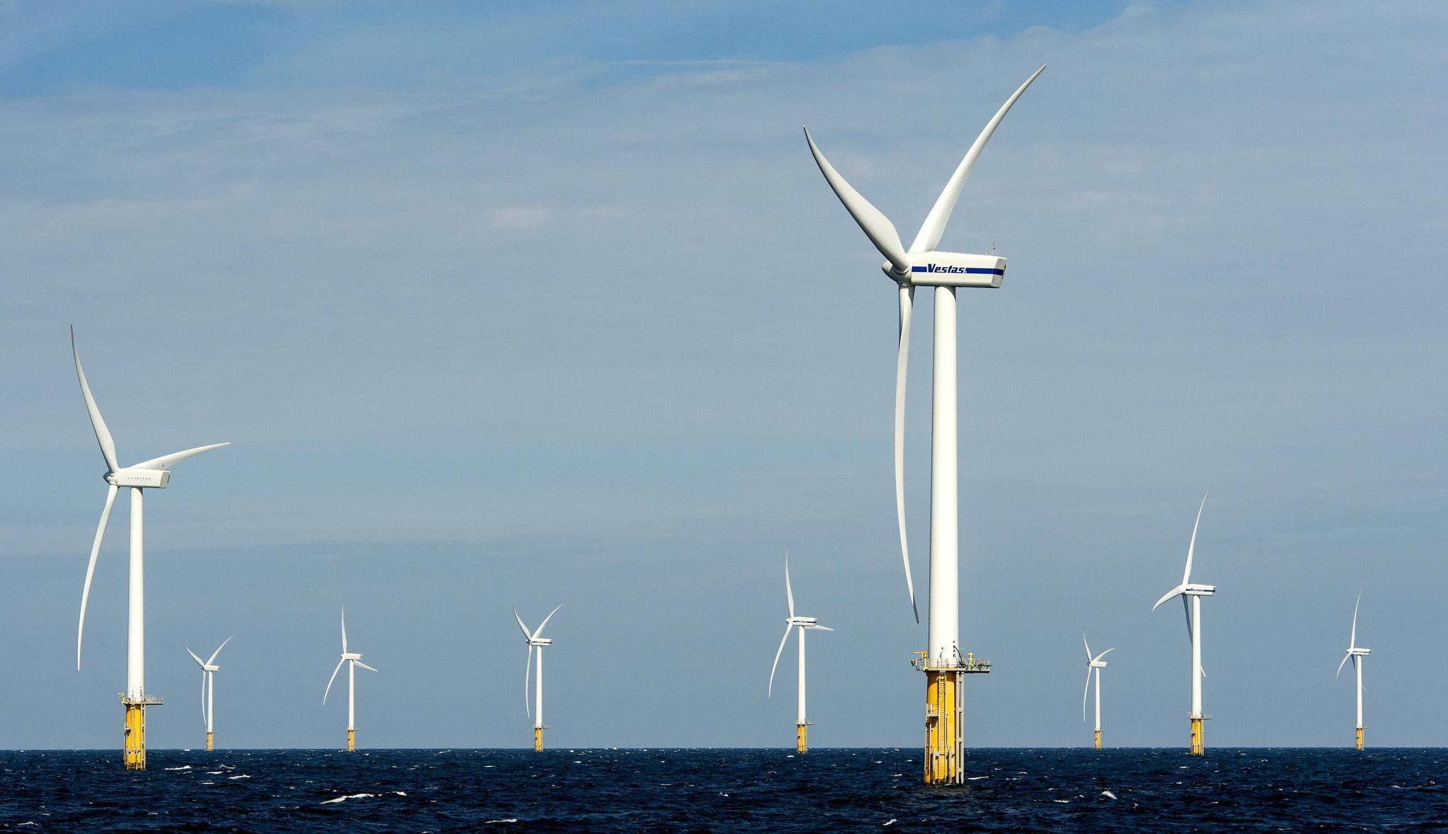 De gemeente Velsen stelt voorwaarden aan de komst van windturbines en weides vol zonnepanelen: Niet tussen de dorpen, wel in recreatiegebied Spaarnwoude