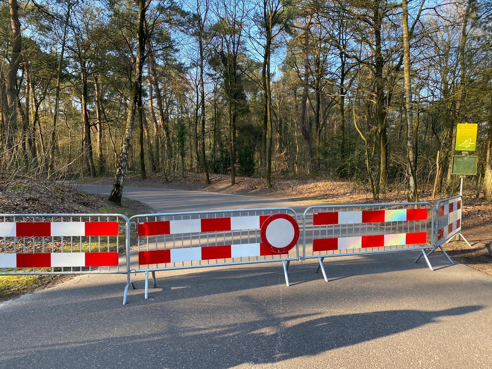 Soest en Baarn sluiten parkeerterreinen bij natuurgebieden af