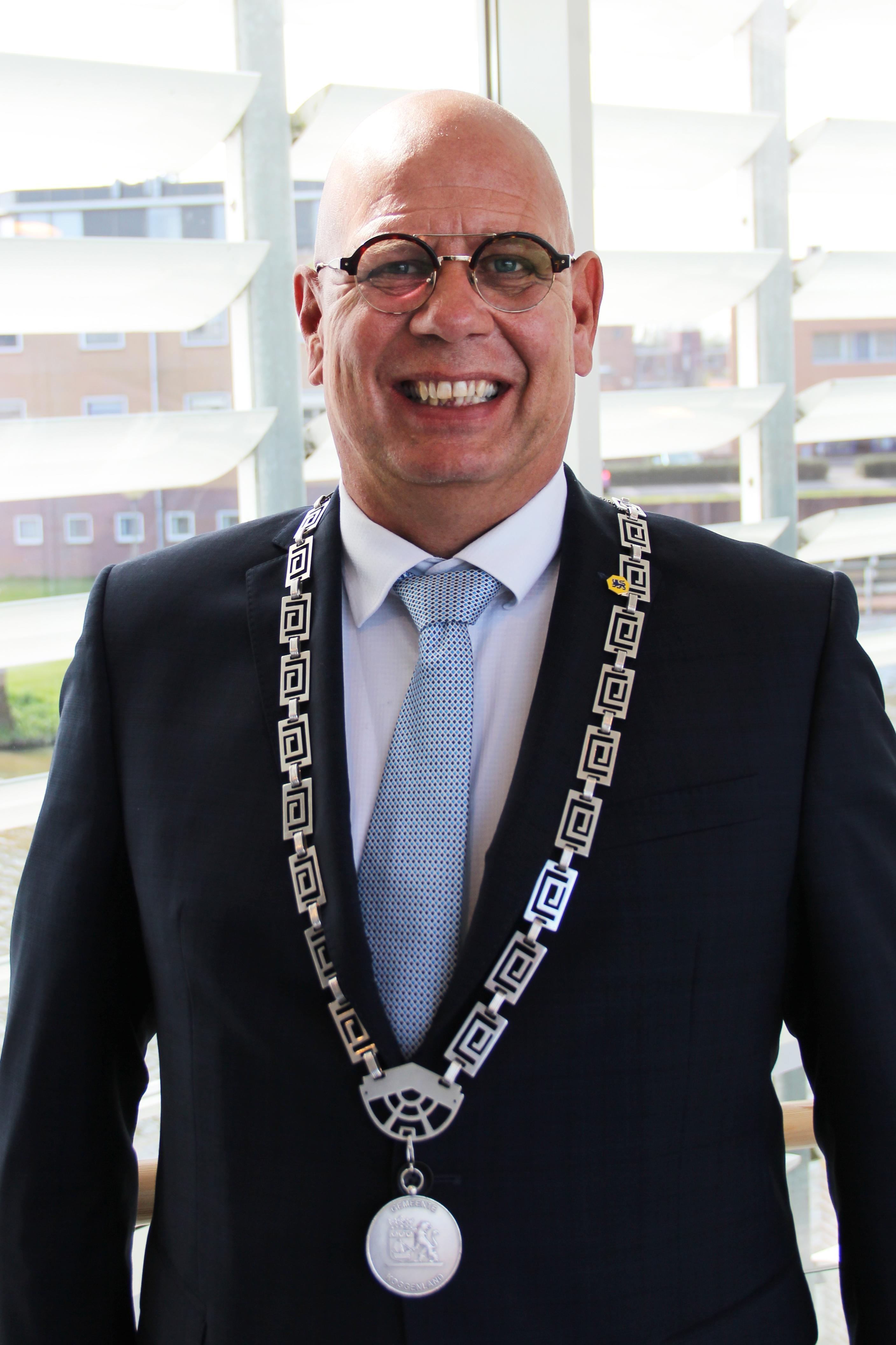 Burgemeester Franx fietst naar u toe, deze zomer: 'Ik kan moeilijk alle inwoners van Koggenland tegelijk op de koffie vragen'