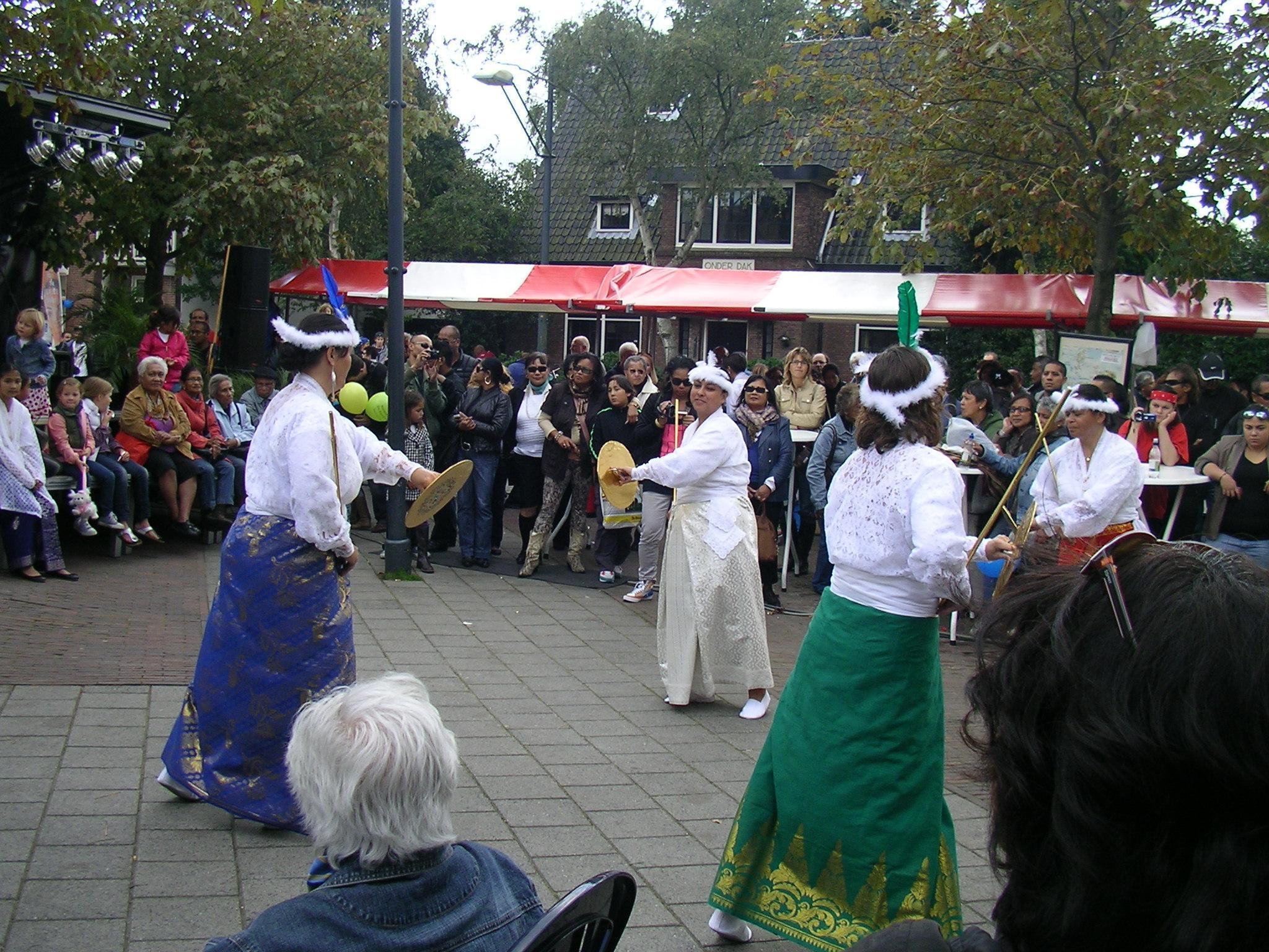 Inzamelingsactie voor Moluks monument in Alphen aan den Rijn, dat 4 september wordt onthuld