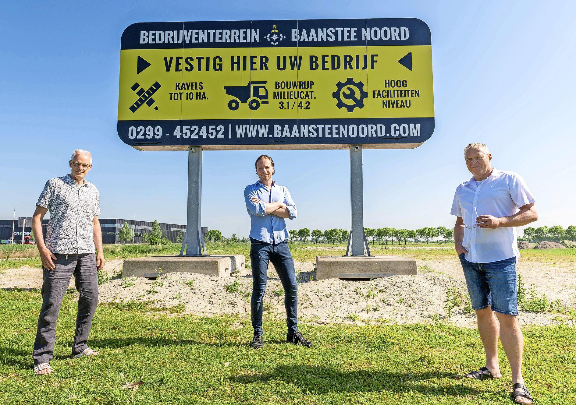 Plan bedrijfsverzamelgebouw op Baanstee-Noord in Purmerend maakt weinig kans