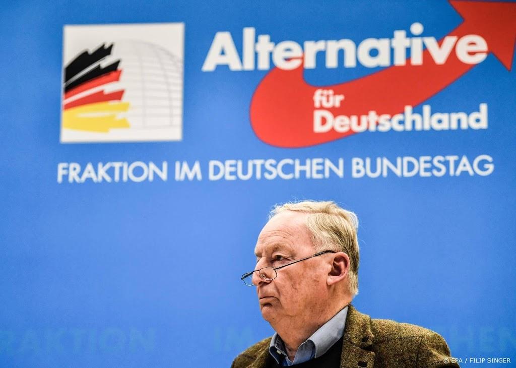 'Duitse geheime dienst wil grootste oppositiepartij bespioneren'