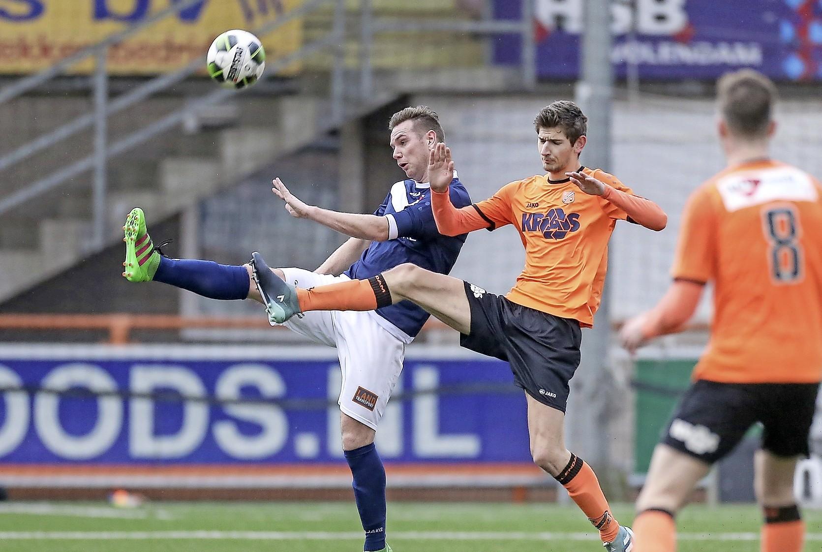 Jordy Hilterman verhuist van Volendam naar Katwijk