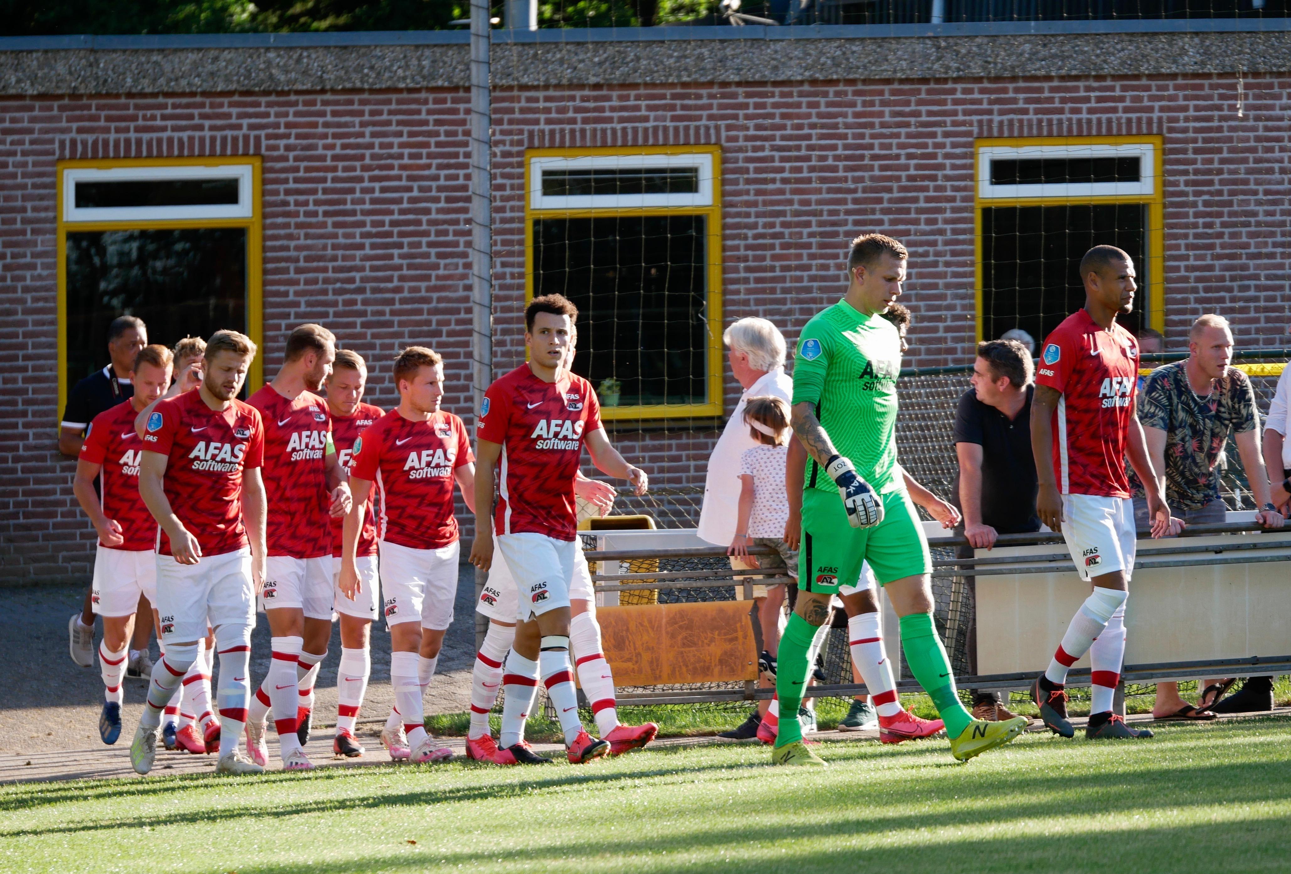 Wéér 0-1: AZ wacht na drie wedstrijden nog op eerste doelpunt