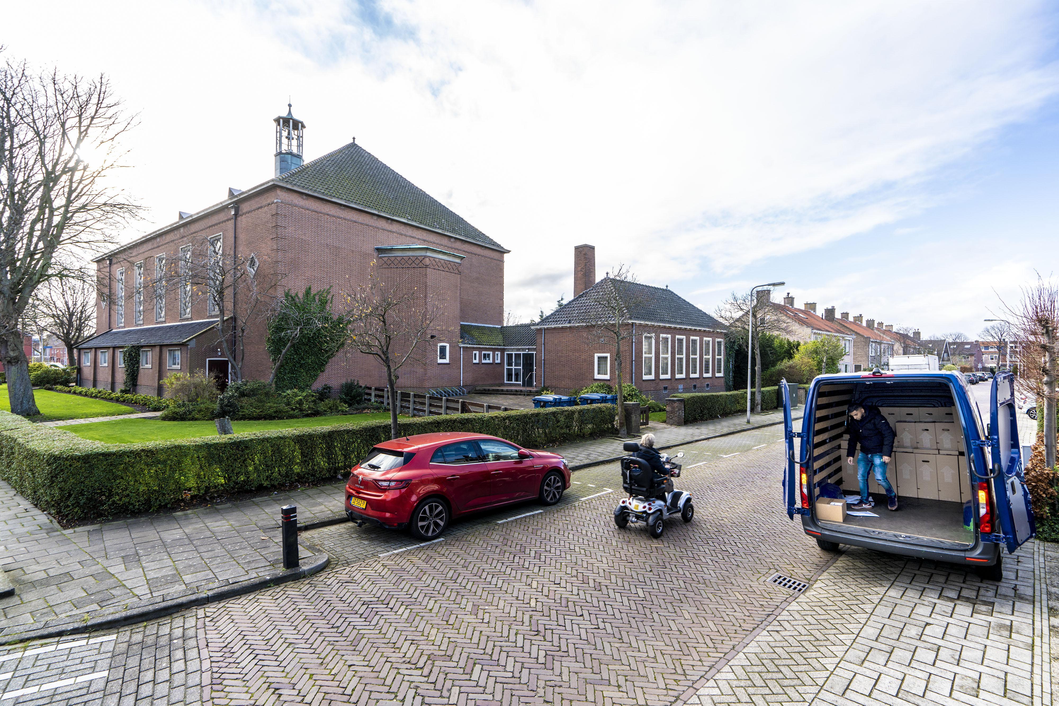 Beoogde koper Rijnsburgse Maranathakerk krijgt meer tijd: 'Als het goed is, wordt de kerk nog dit jaar overgedragen'