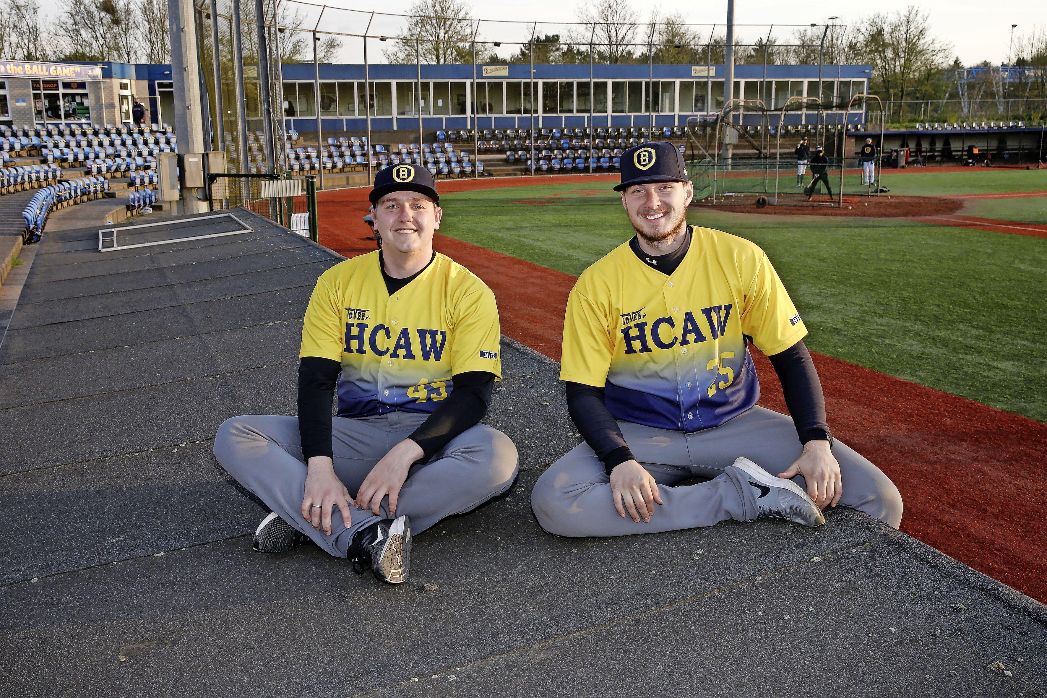 'Toen ik na vorig seizoen hoorde wie er bij HCAW allemaal bij kwamen, vond ik dat het wel een heel gave kans om de topteams aan te vallen'