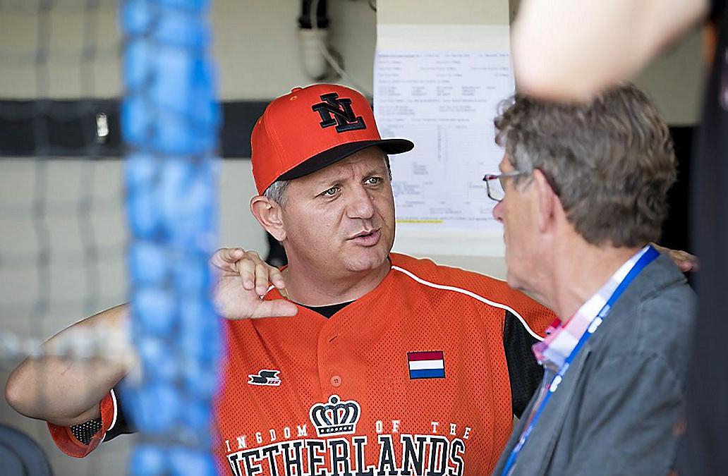 Steve Janssen: 'Leuk nog een keer voor eigen publiek te honkballen'