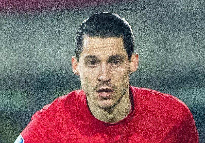 Marko Vejinovic gaat niet voor FC Volendam voetballen