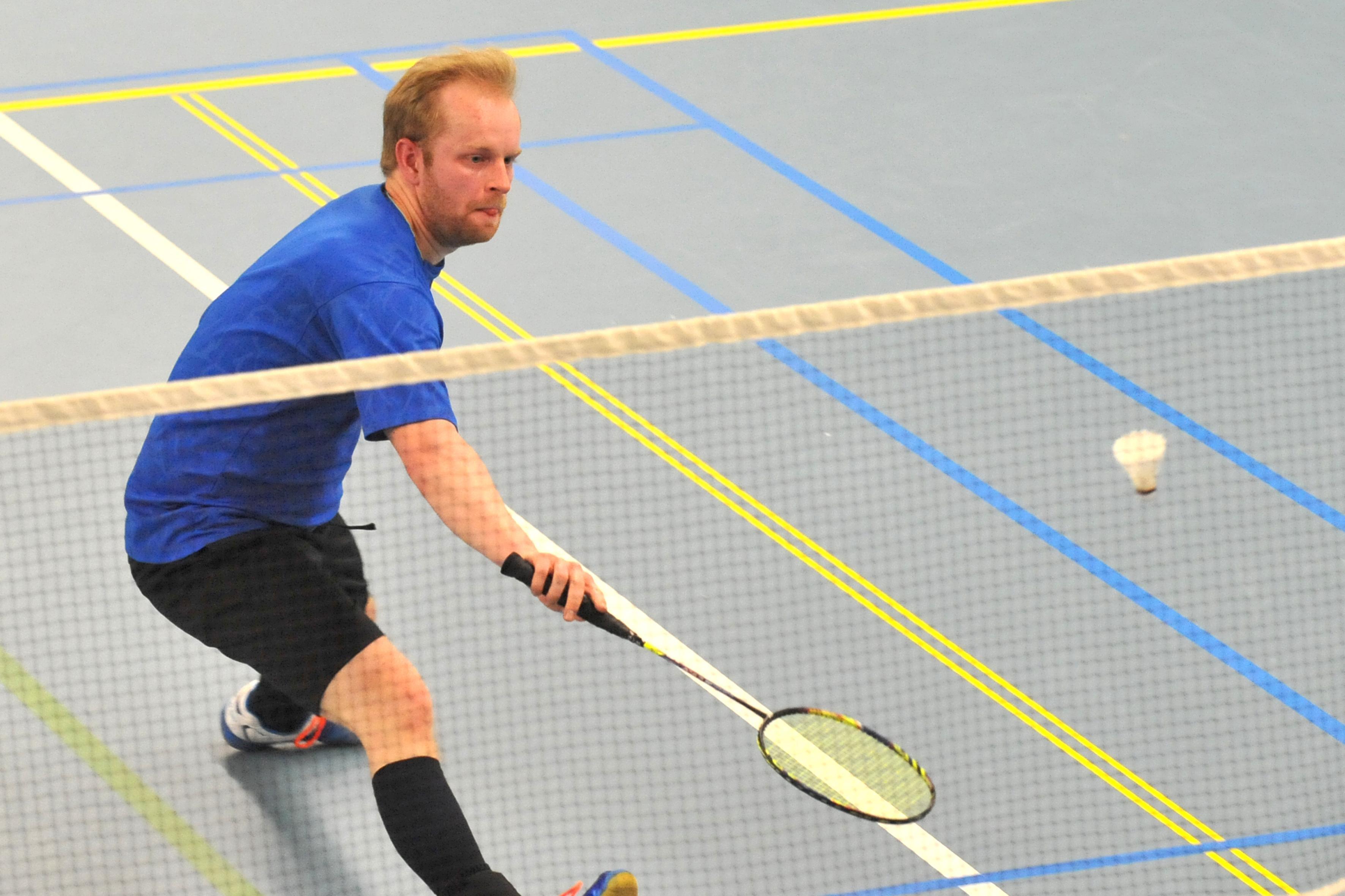 De dilemma's van badmintonner Sander Schirris: 'Aziaten spelen meer op gevoel'