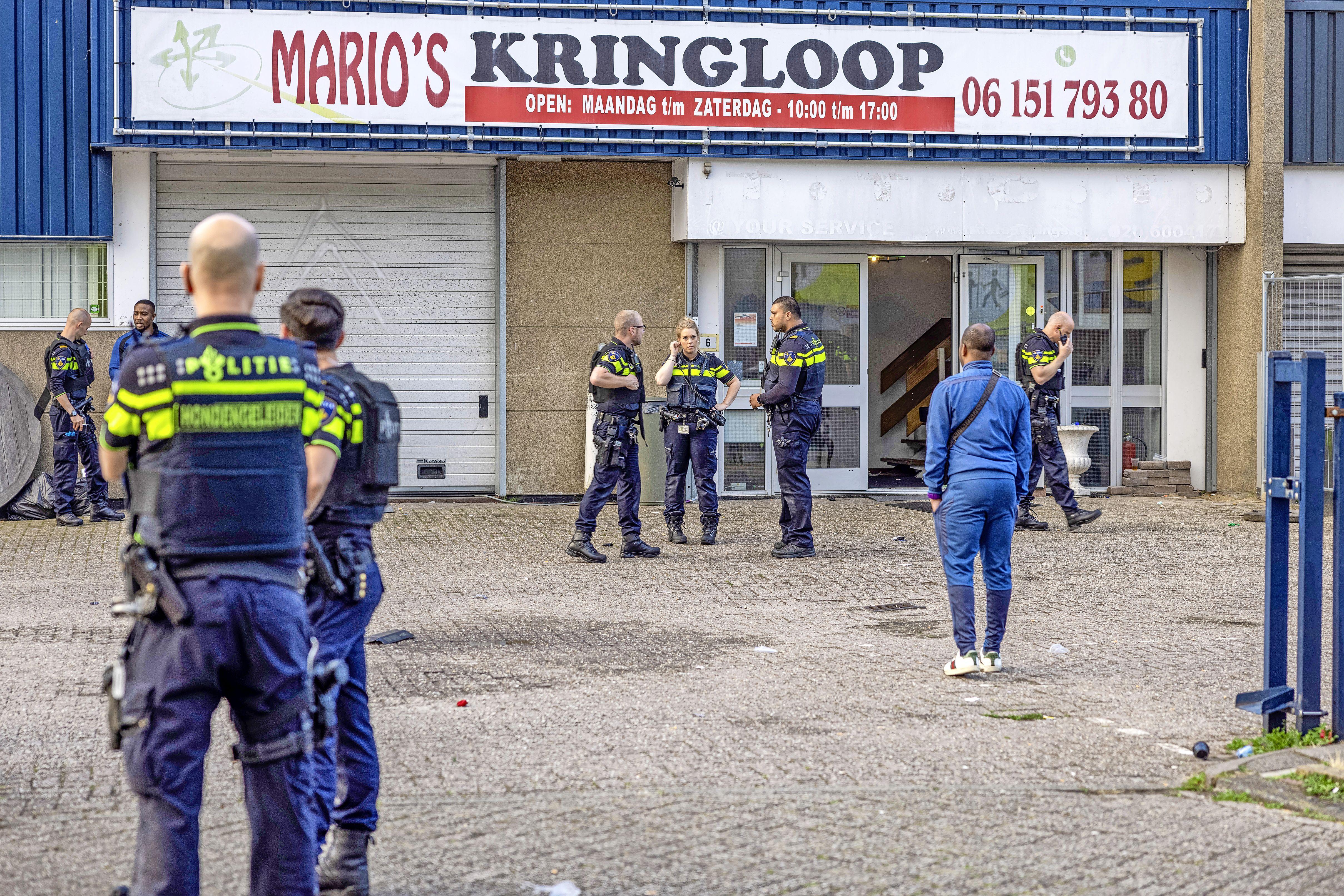 Oud-speler Ajax en Telstar Jergé Hoefdraad overleden na schietpartij
