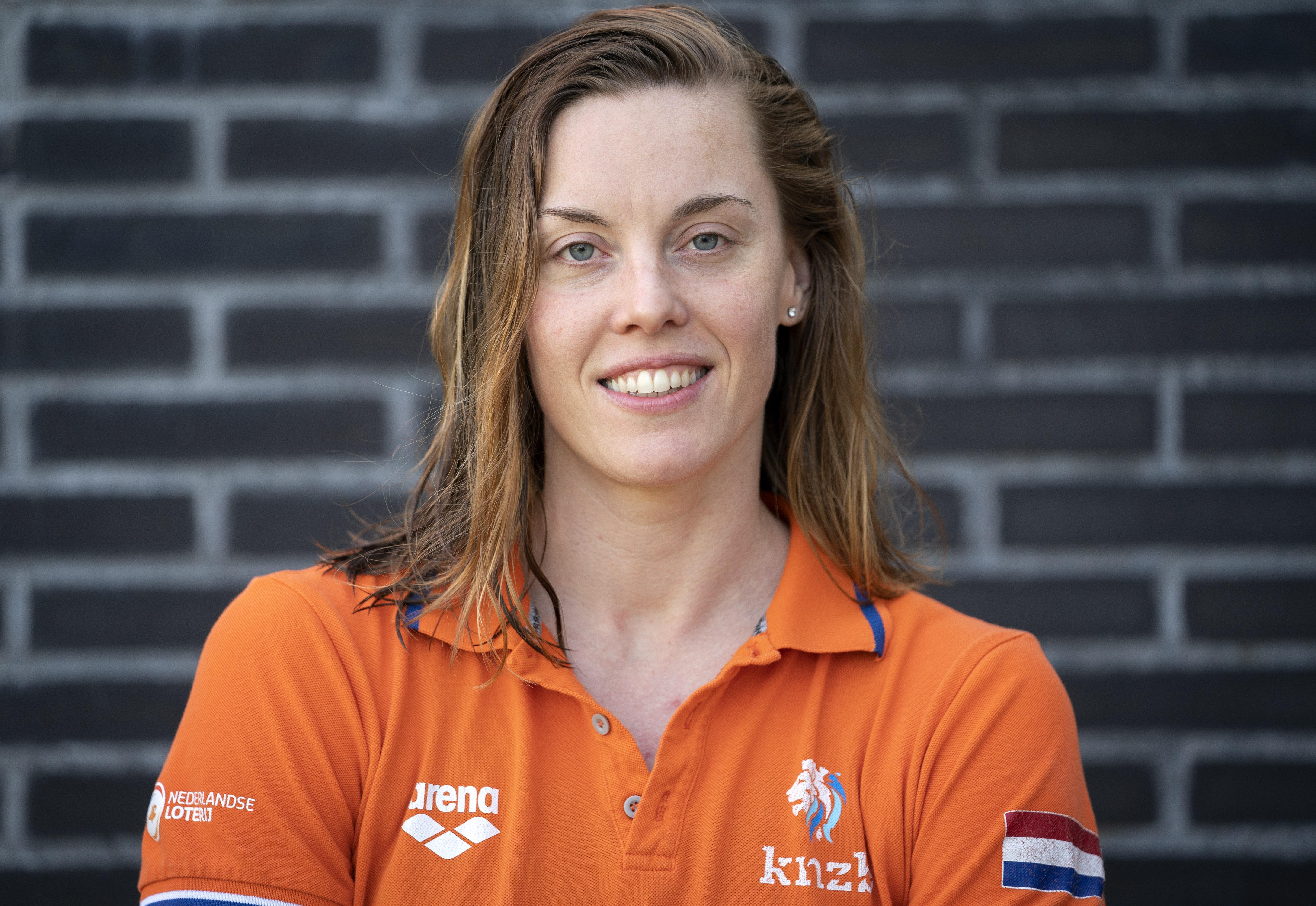 Zwemster Heemskerk meldt zich af voor 50 meter vrije slag