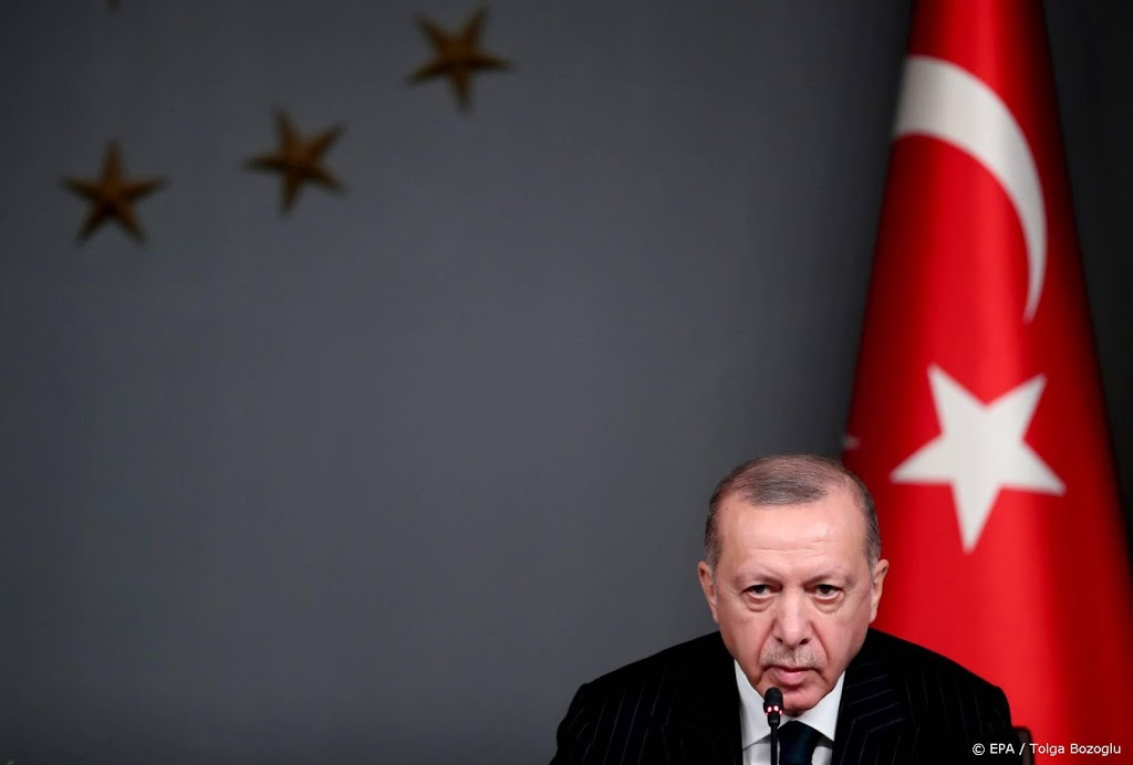 Frankrijk noemt Erdogans opmerkingen over Macron 'onaanvaardbaar'