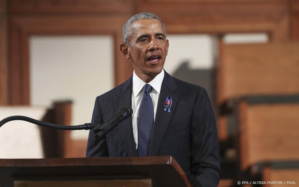 Obama wil groot verjaardagsfeest, Republikeinen reageren kritisch