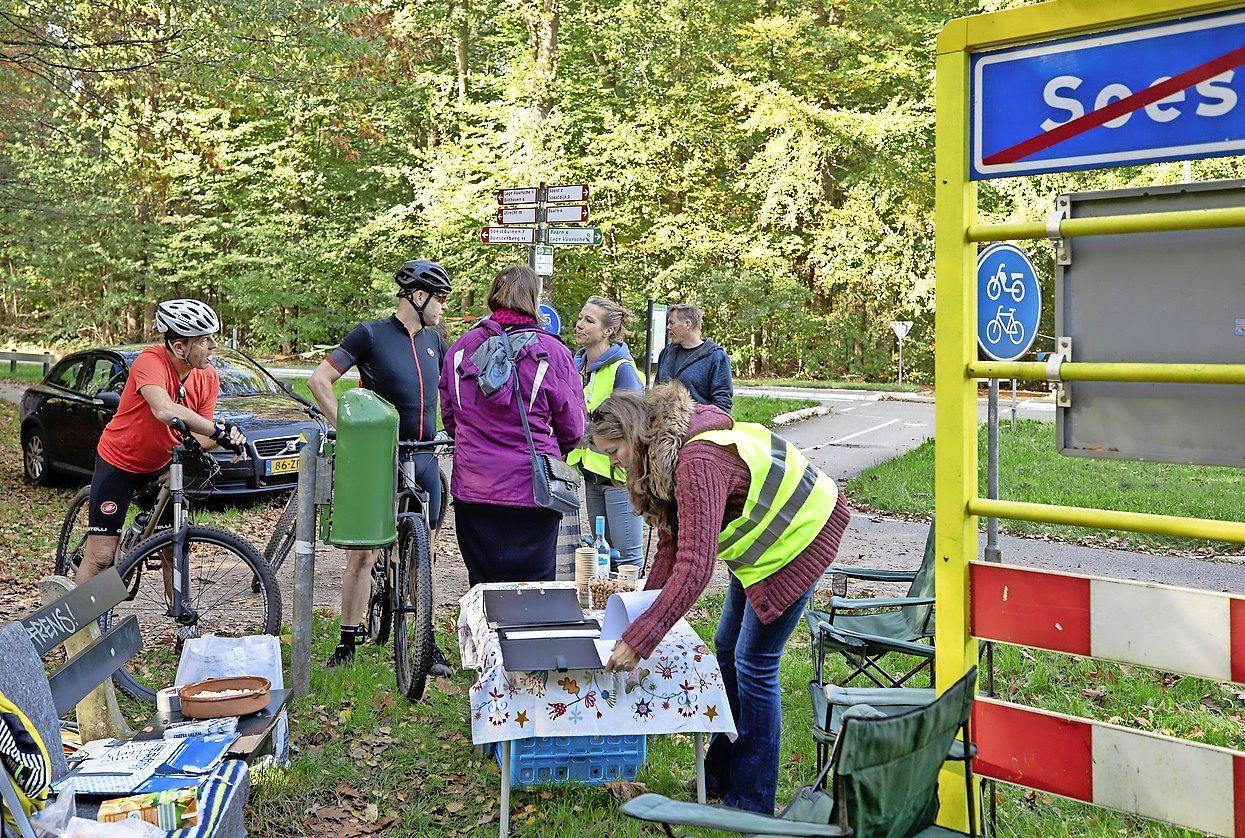 Fietsvrienden Pijnenburg én Fietsersbond stappen naar de rechter om pad over particulier landgoed Pijnenburg weer open te krijgen voor fietsers