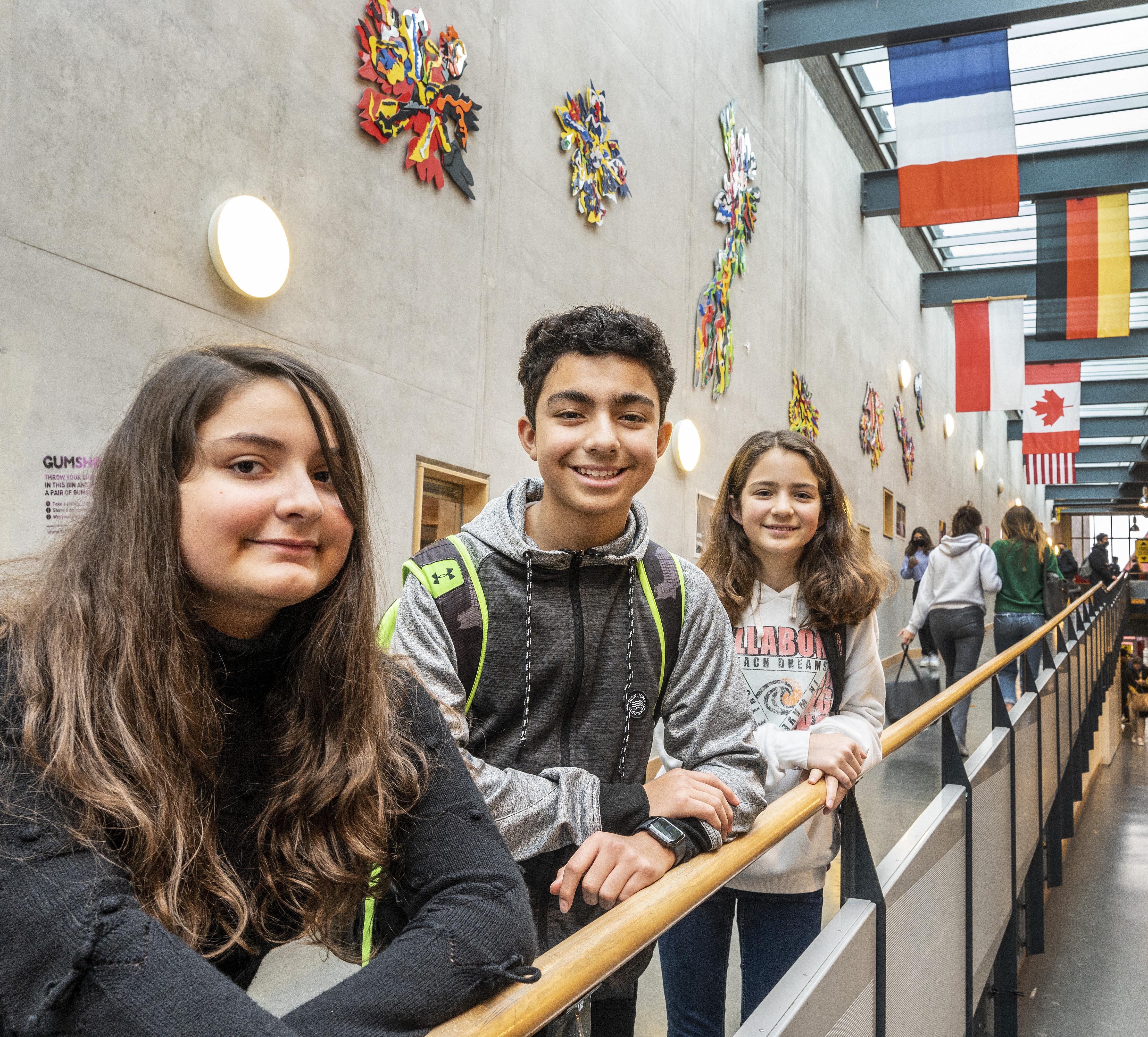 Groeiend aantal 'internationals' op Haarlemmermeer Lyceum: 'Daar zijn we heel enthousiast over'