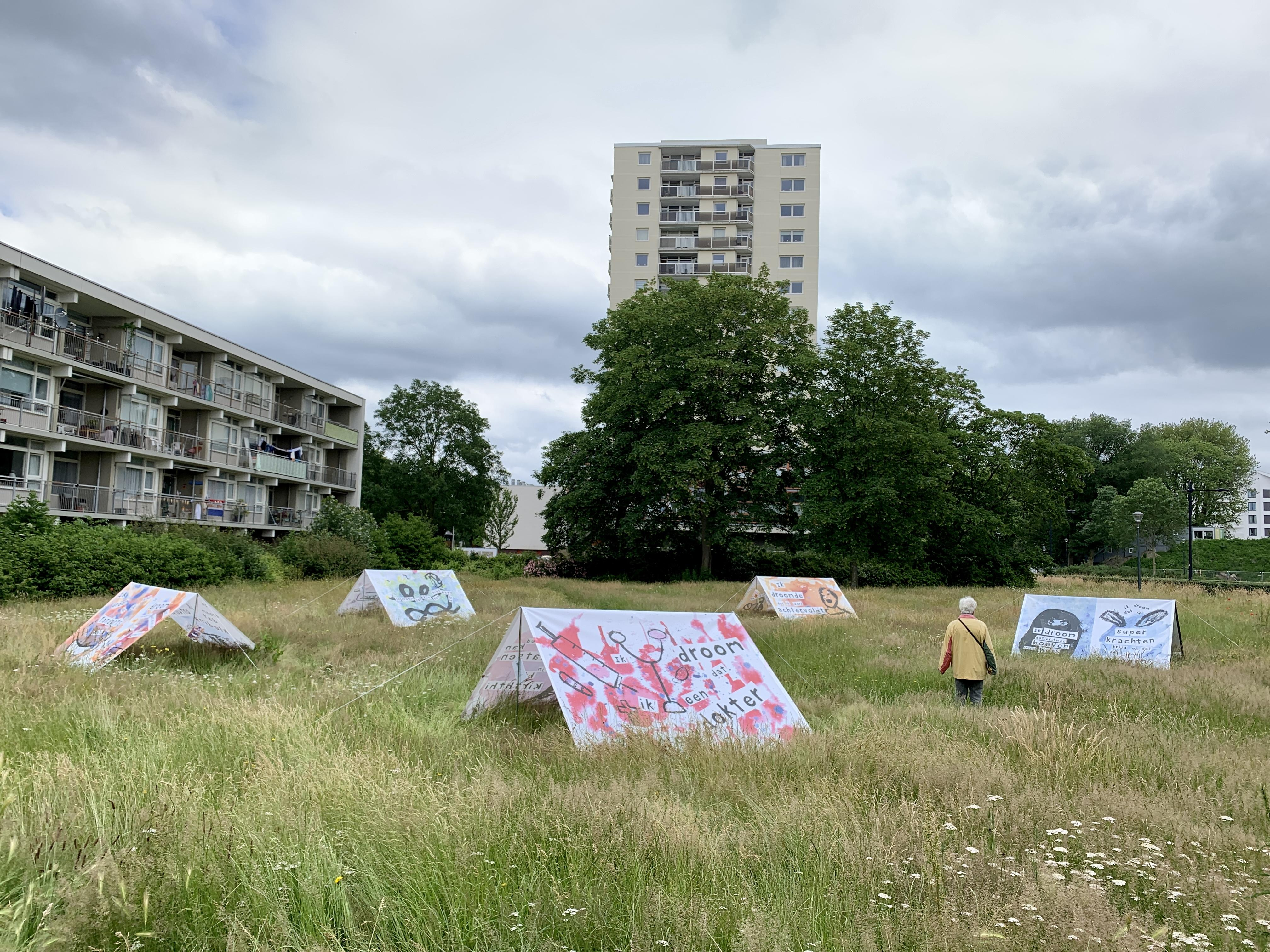 Kunstroute Het ongeziene gezien van start in Schalkwijk