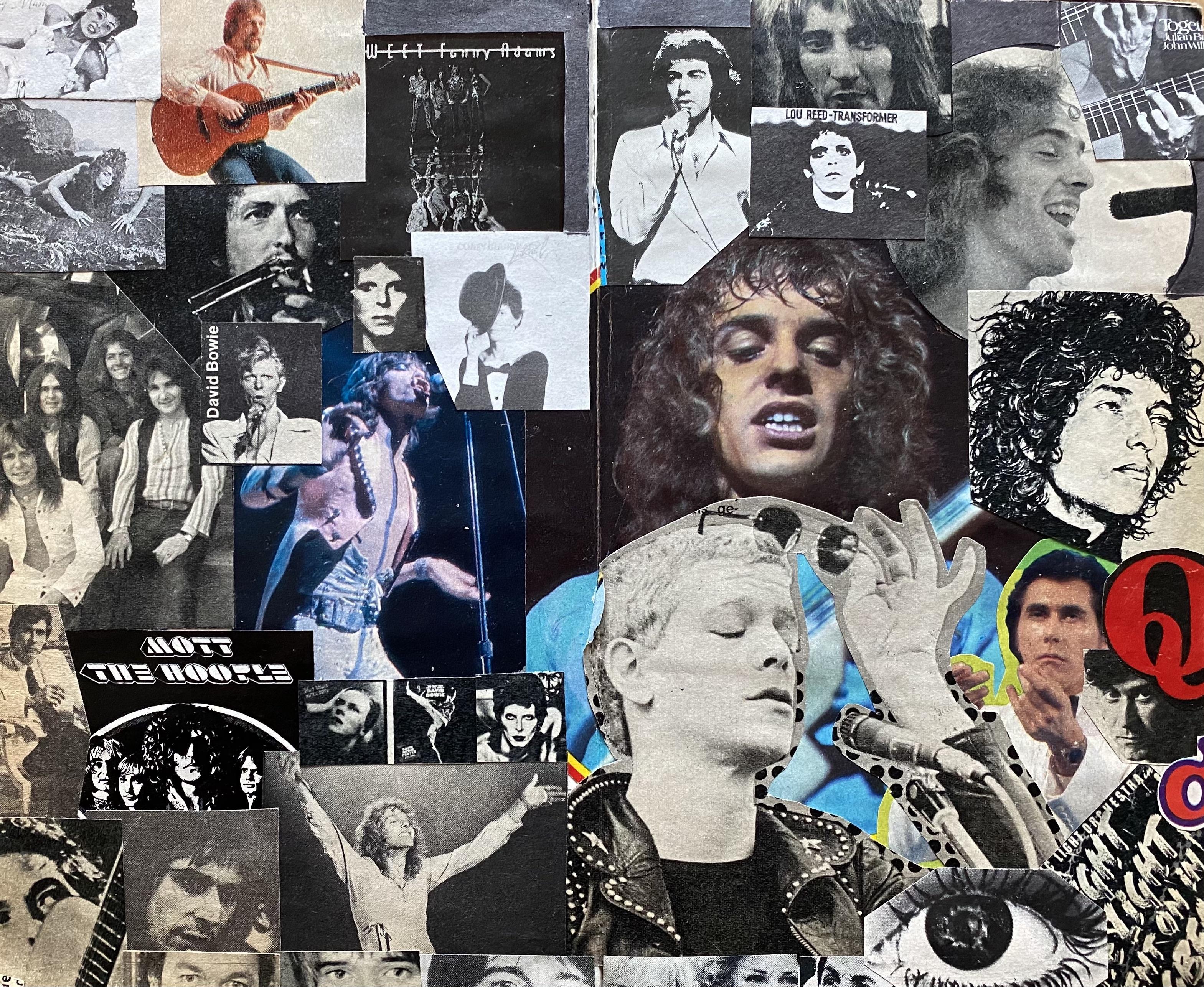 Zouden er nog posterbladen zijn als Popfoto, Joepie en Bravo? Je kon er een halve eeuw geleden makkelijk een vierkante meter muur mee behangen [column 60 seconden]