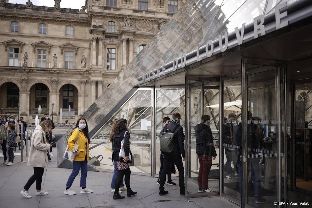 Franse 'coronapas' verplicht vanaf woensdag