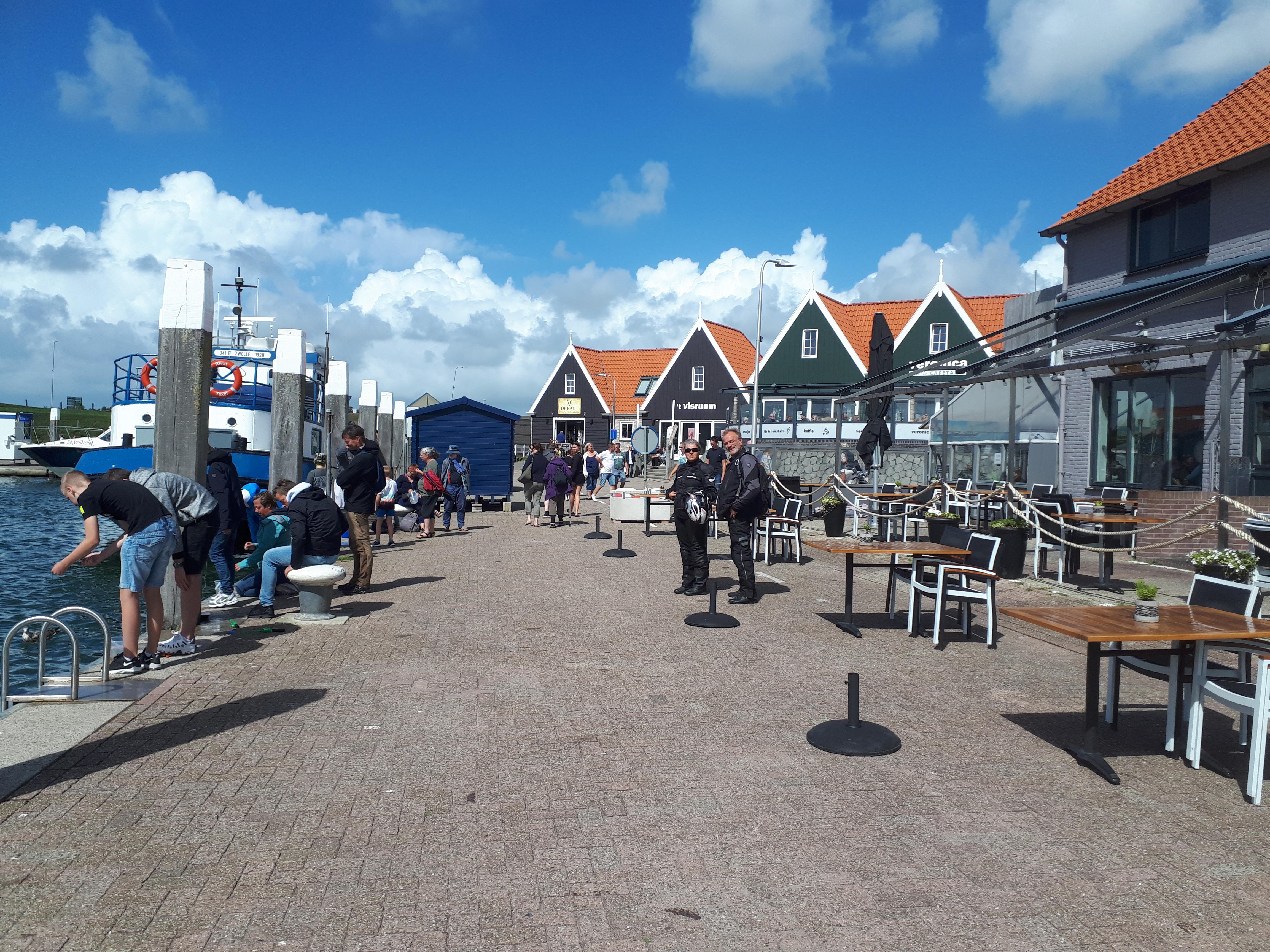 Toeristeneiland Texel heeft een eigen app om drukte te vermijden in coronatijd. Maar werkt dat een beetje? 'Server niet bereikbaar. Probeer het later nog eens'