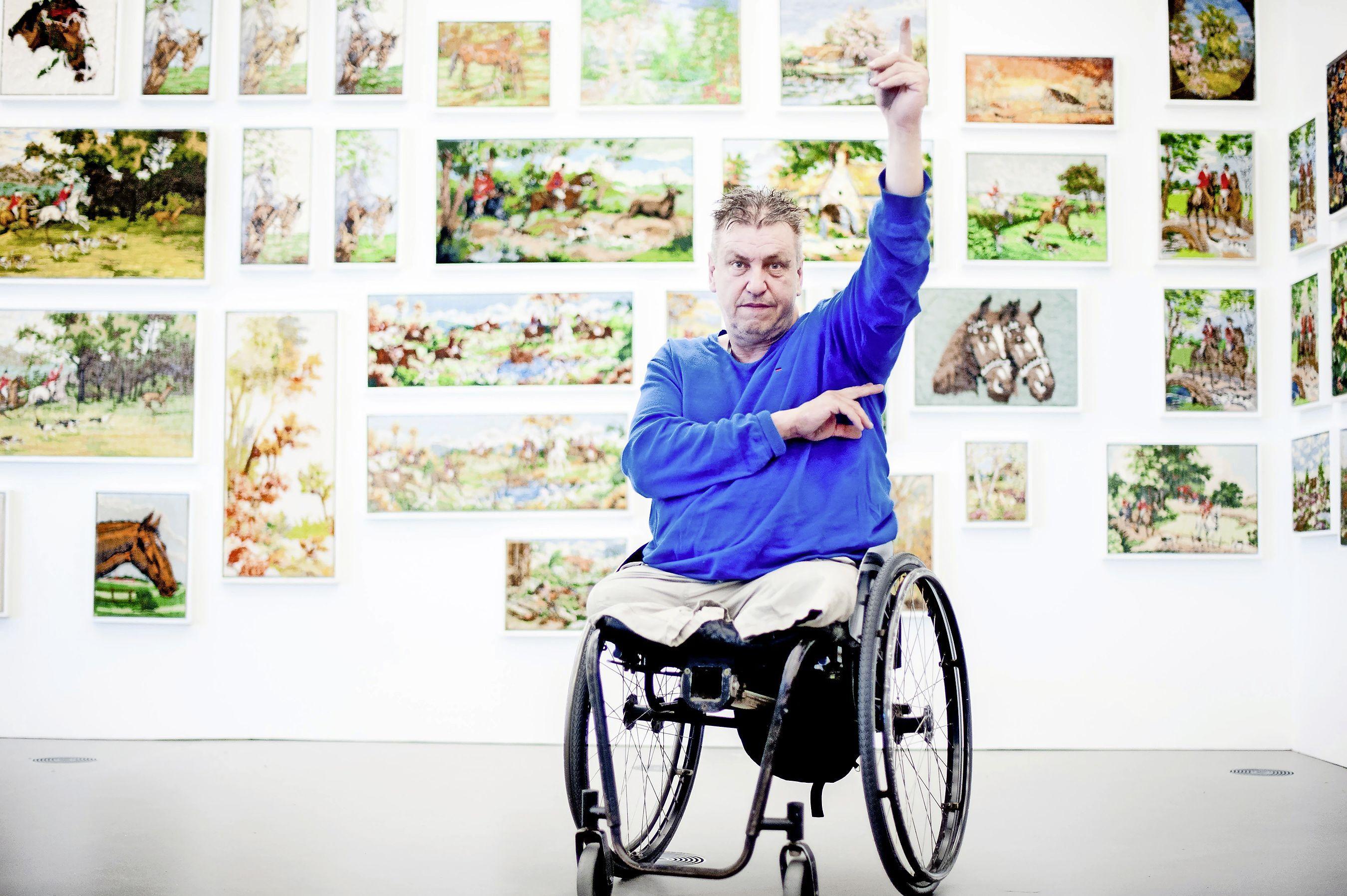 Krijgt de gemeente Den Helder nu wél toestemming van de rechter om de kunstcollectie van Rob Scholte te veilen?