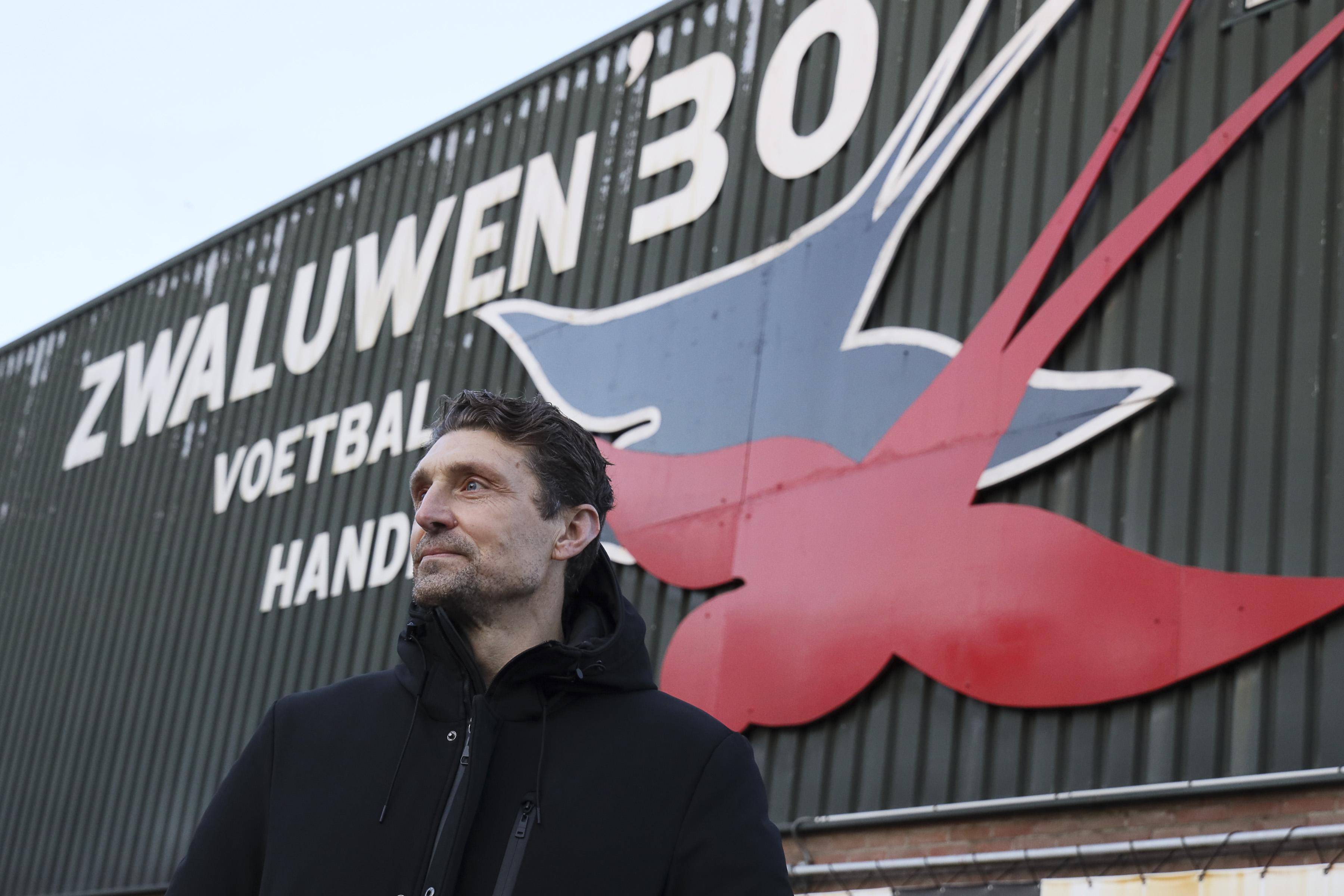 Richard Bulterman kiest voor Zwaluwen'30: 'Een vriend van mij is zijn vader verloren aan corona. Dat zijn momenten die aanzetten tot nadenken over wat je nu écht wil'