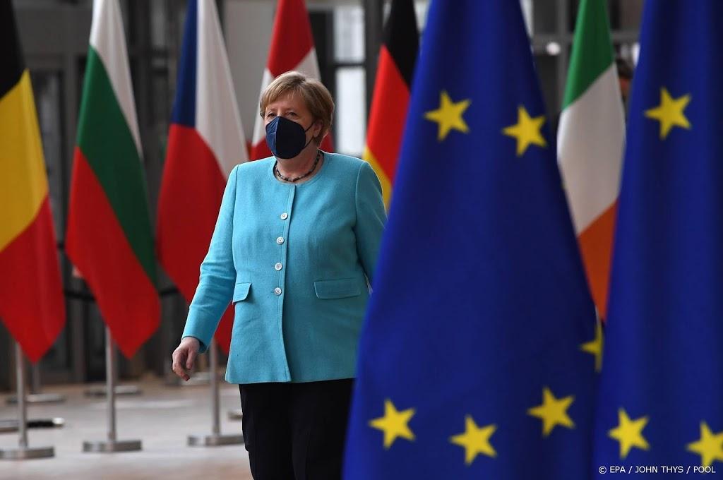 Onvoldoende steun voor Merkels voorstel voor EU-top met Poetin