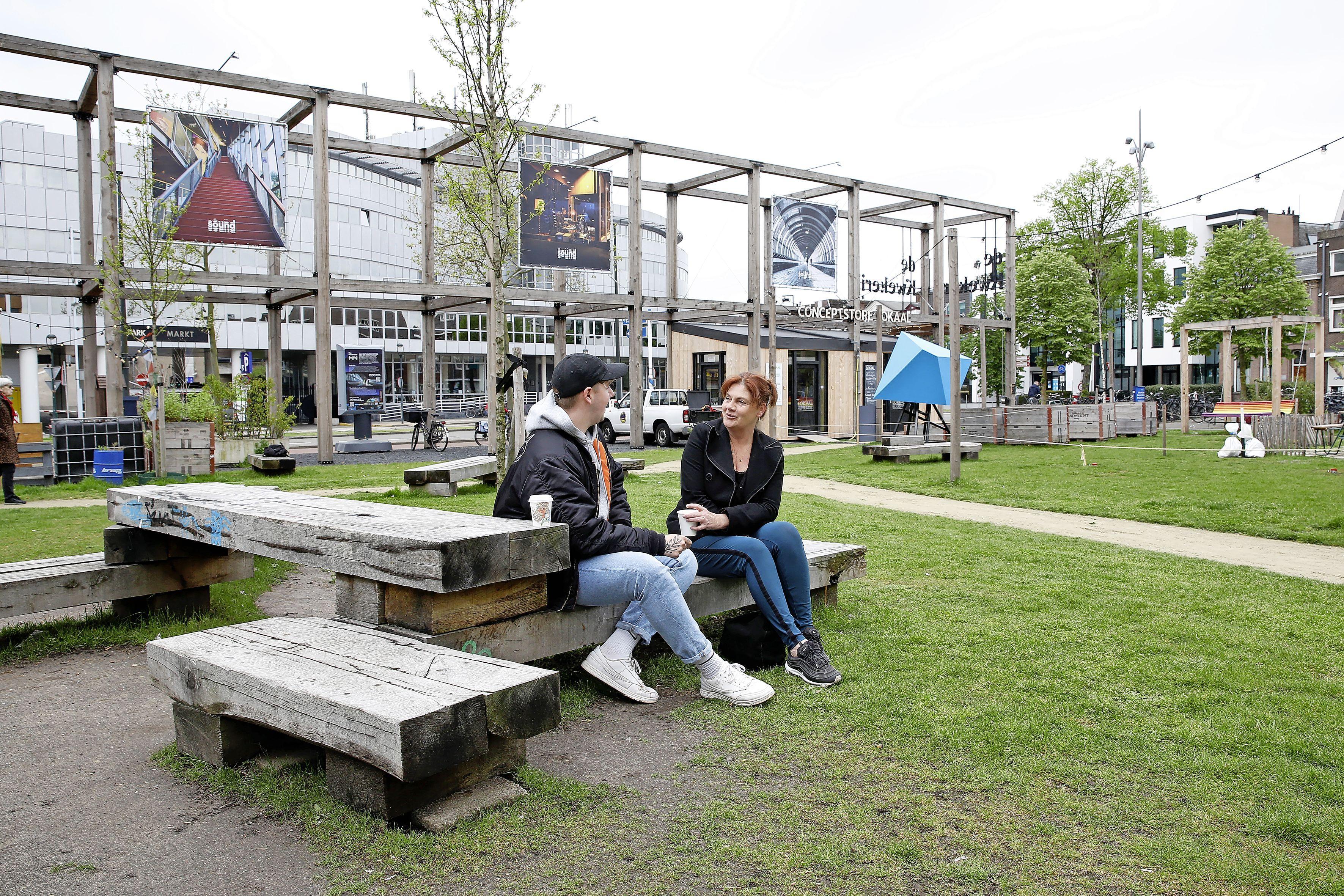 Nieuwe plek voor De Kwekerij ook tijdelijk: na verhuizing mag Hilversums stadspark vijf jaar blijven