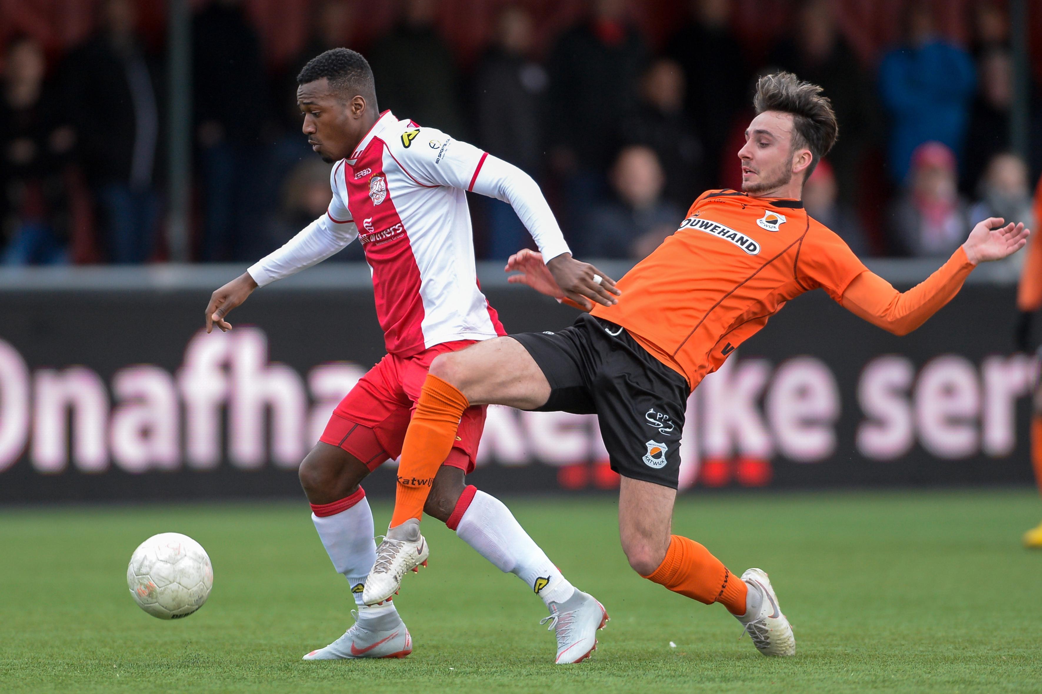 Na El Azzouti (Katwijk) en Van den Ban (Quick Boys) kiest ook Olijfveld met Rijnsburgse Boys voor een avontuur in de Bollenstreek