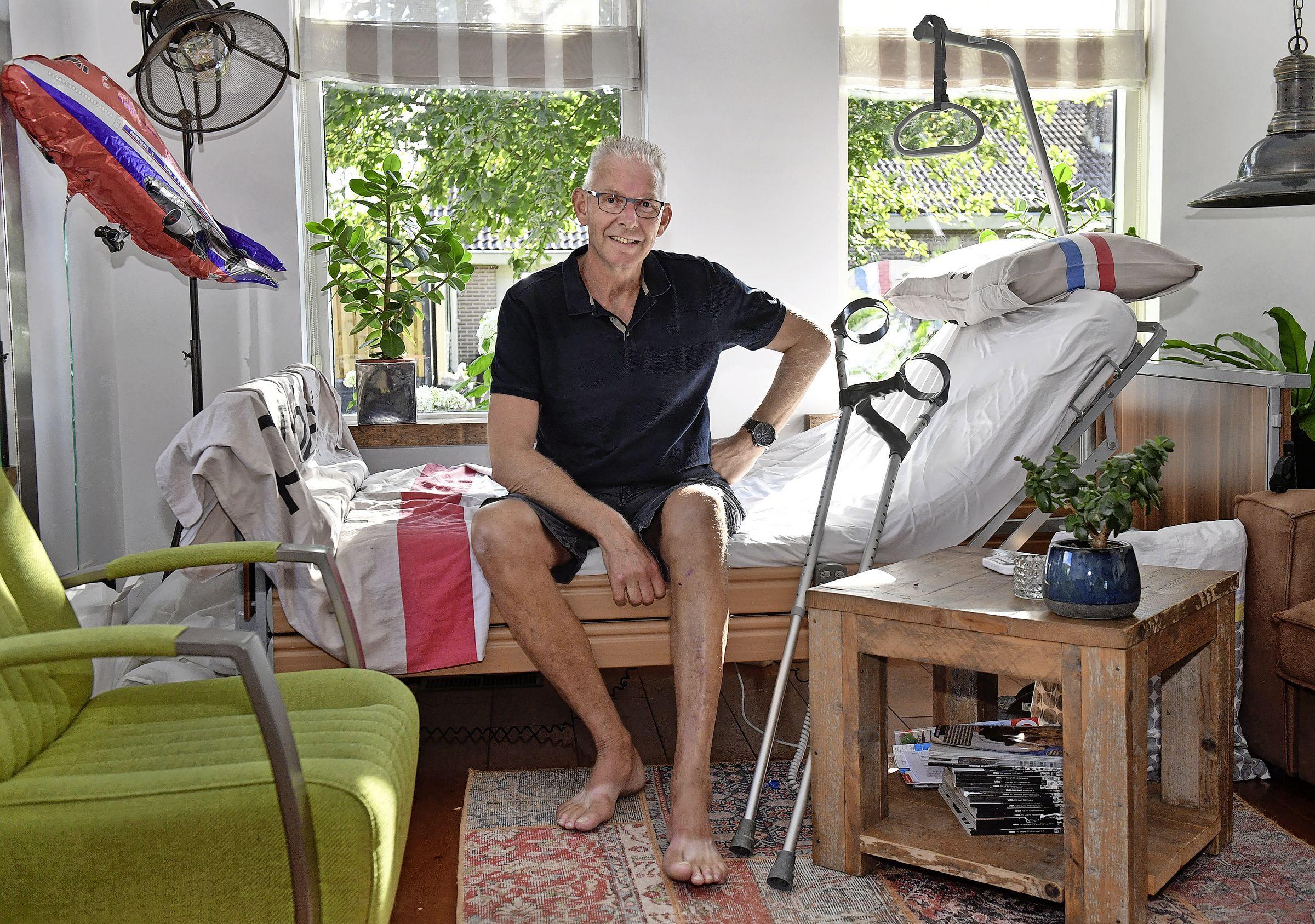 Tegenslagen stapelen zich op voor Dirk Snip, maar Langedijker is niet klein te krijgen: 'Een WK dreibanden organiseren blijft mijn ultieme uitdaging'