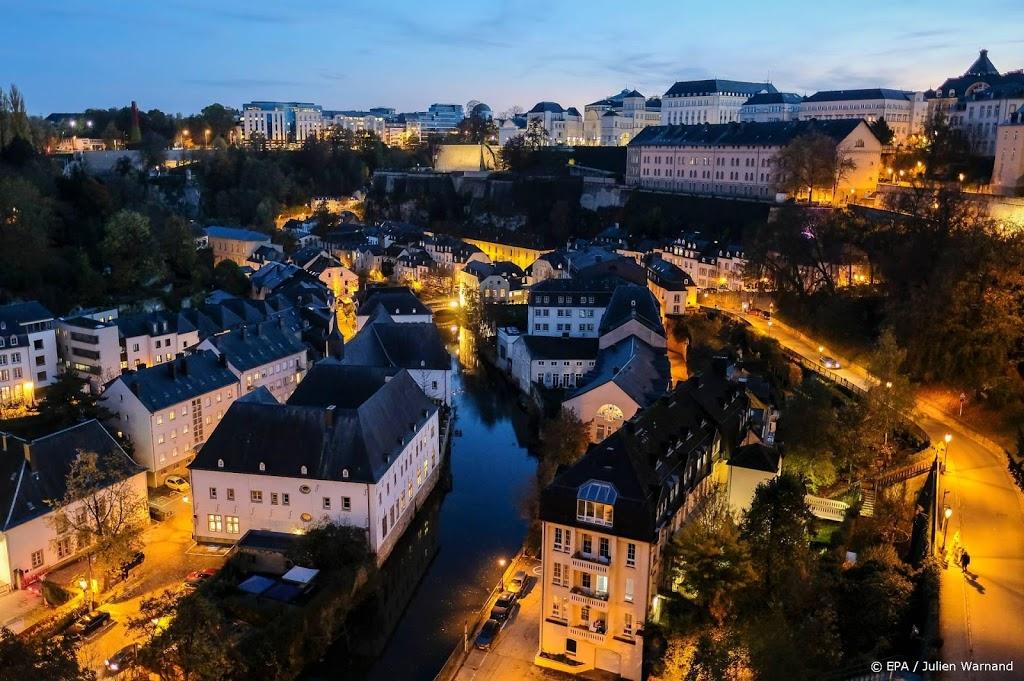 Luxemburg sluit horeca tot half december