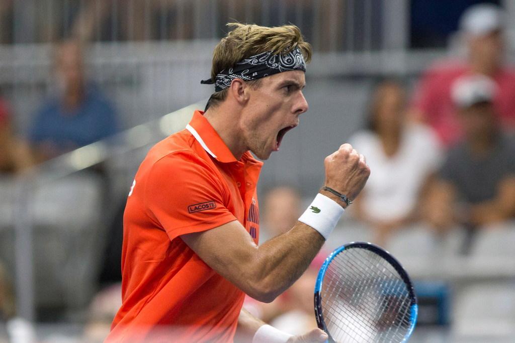 Griekspoor over NK-titel tennis: 'Dit geeft vertrouwen'