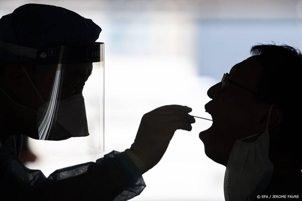 Voor het eerst ruim 100.000 coronagevallen op één dag in Europa