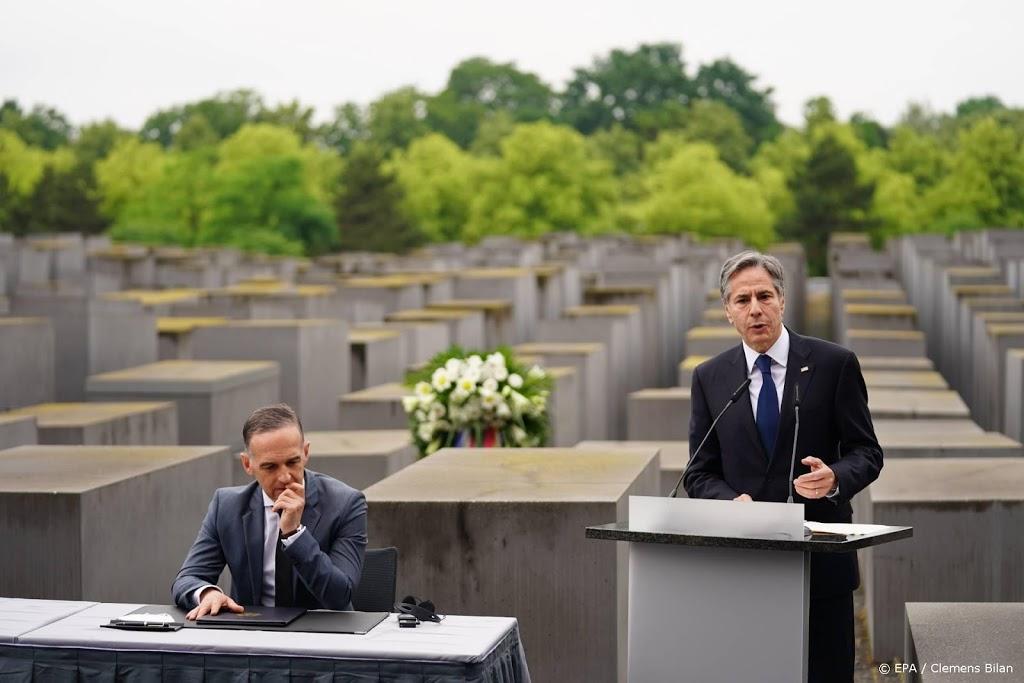 Berlijn en Washington samen in actie tegen Holocaust-ontkenners