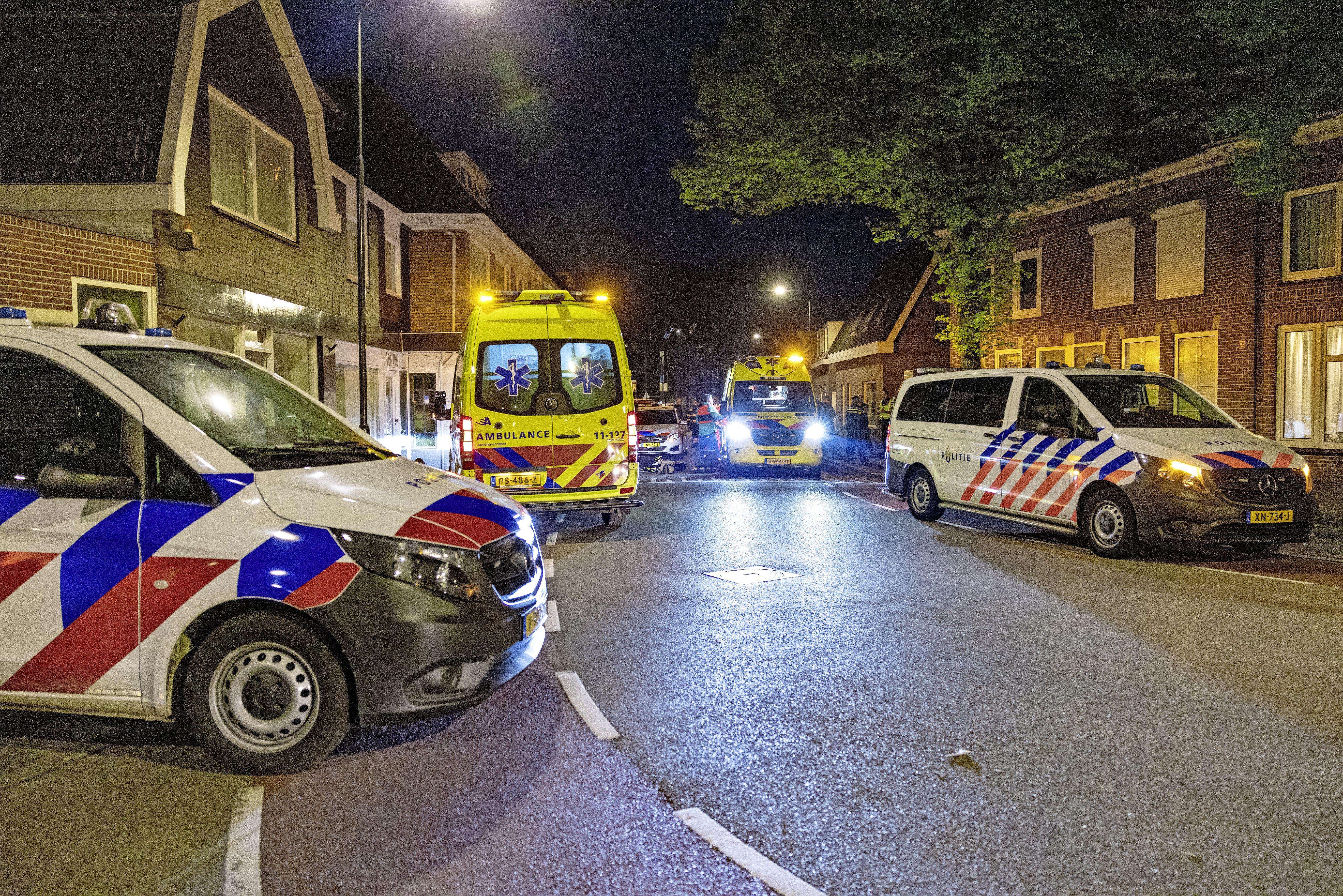 Aangehouden Haarlemmers geen verdachten meer in onderzoek fatale steekpartij Baanstraat in Beverwijk
