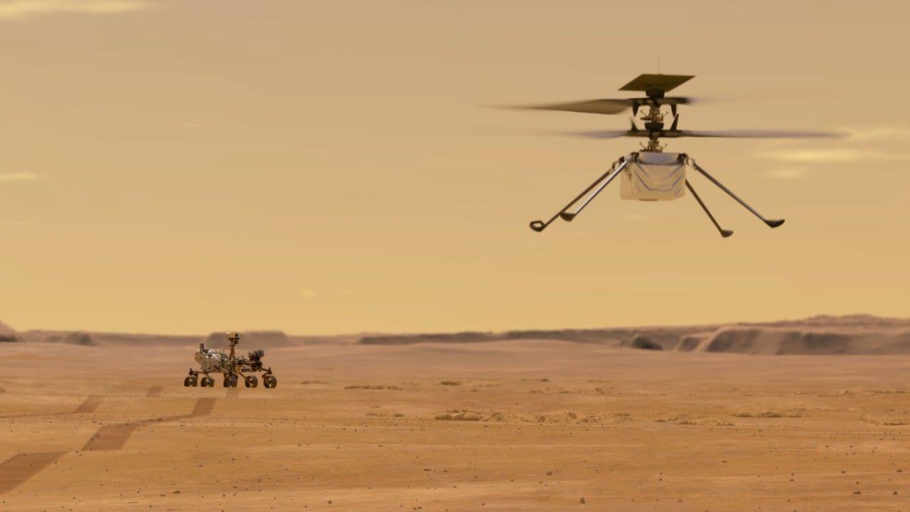 Race naar Mars is in volle gang, lanceringen geslaagd