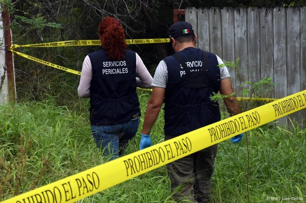 Zeker 15 doden door schietpartijen in Mexico