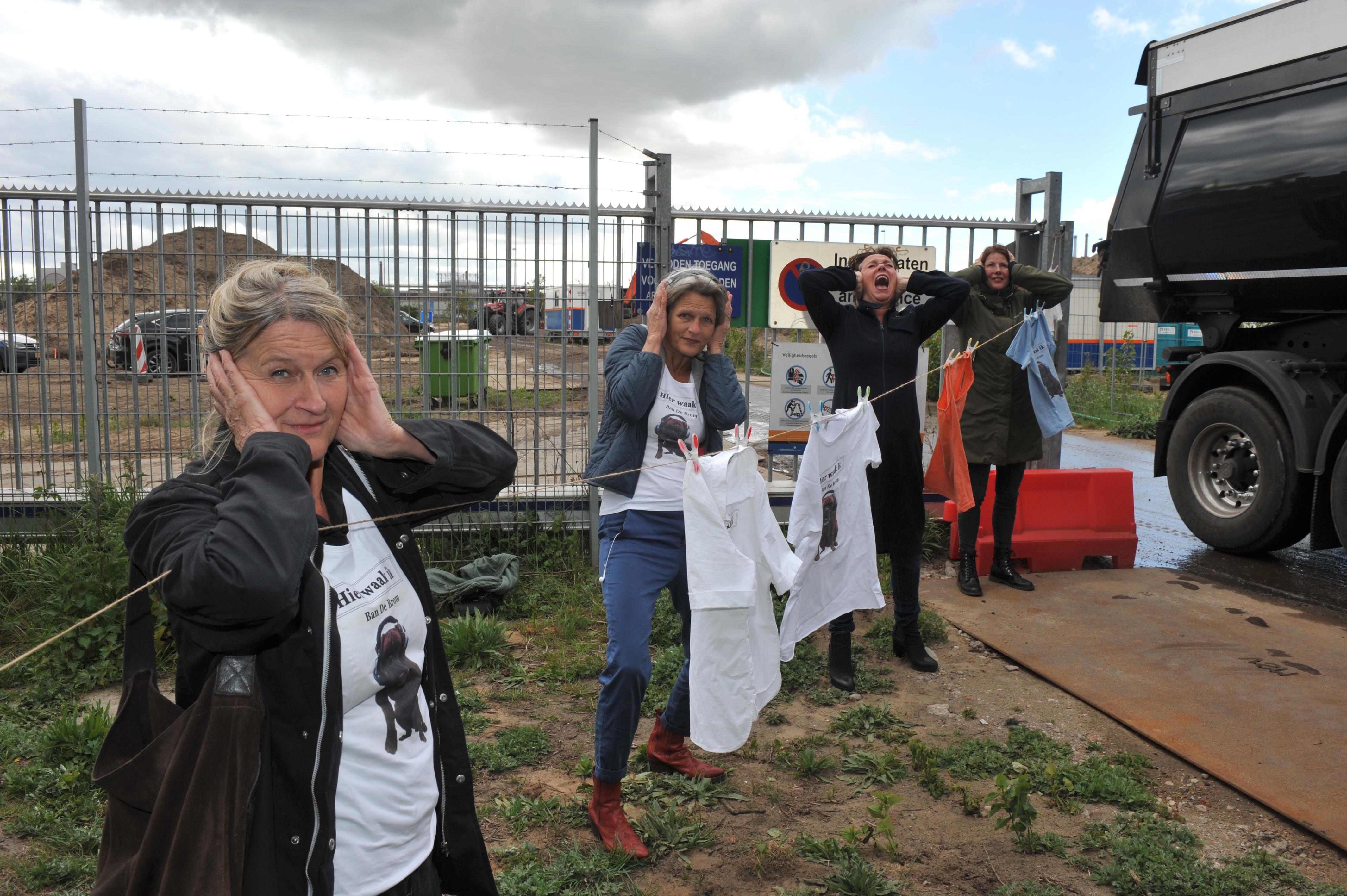 Dorpsraad Wijk aan Zee staakt procedure tegen transformatorstation van Tennet. Zitting bij Raad van State afgeblazen