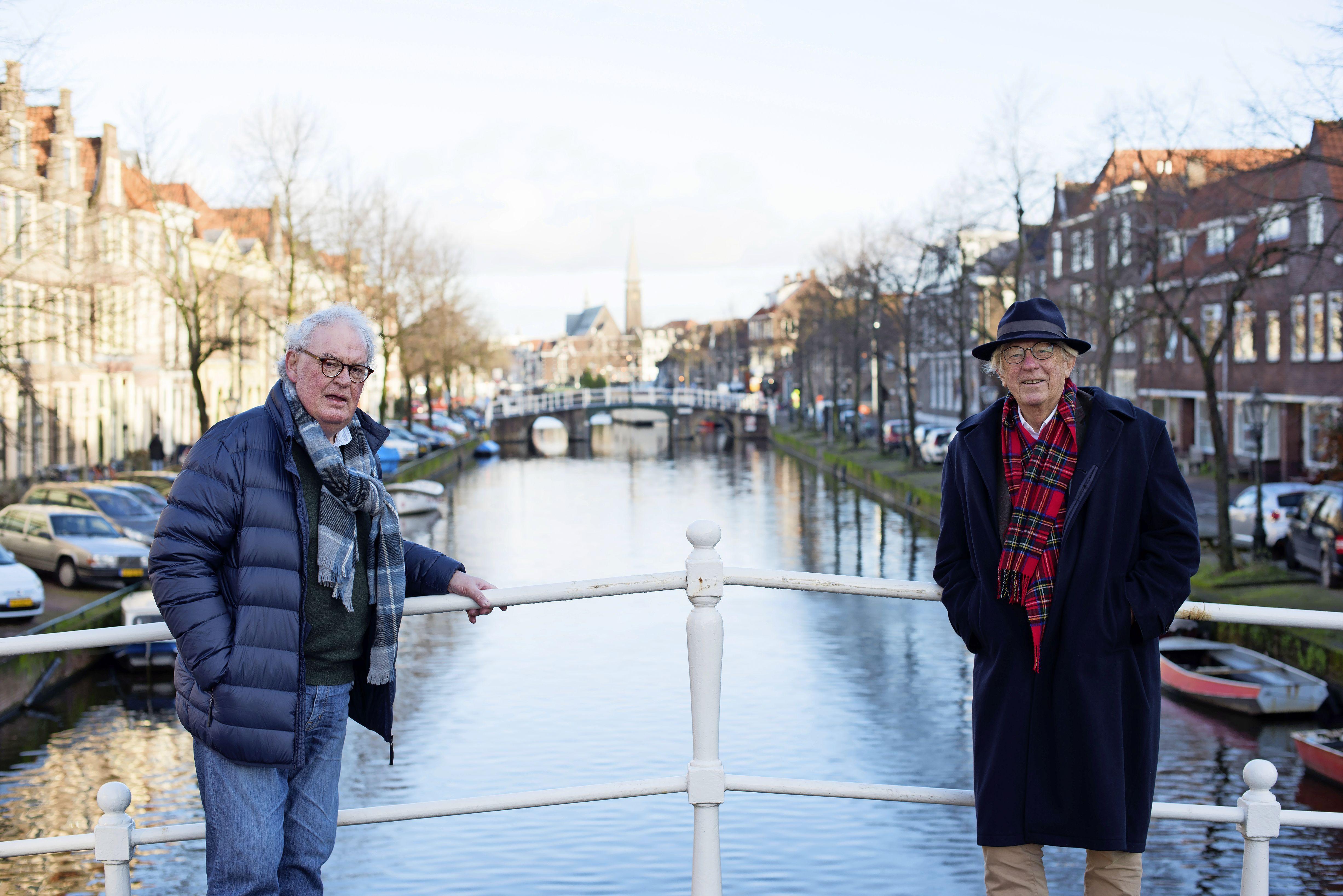 Bestuurswissel bij Historische Vereniging Oud Leiden: 'De gemeente neemt ons serieus, we krijgen alleen niet altijd gelijk'