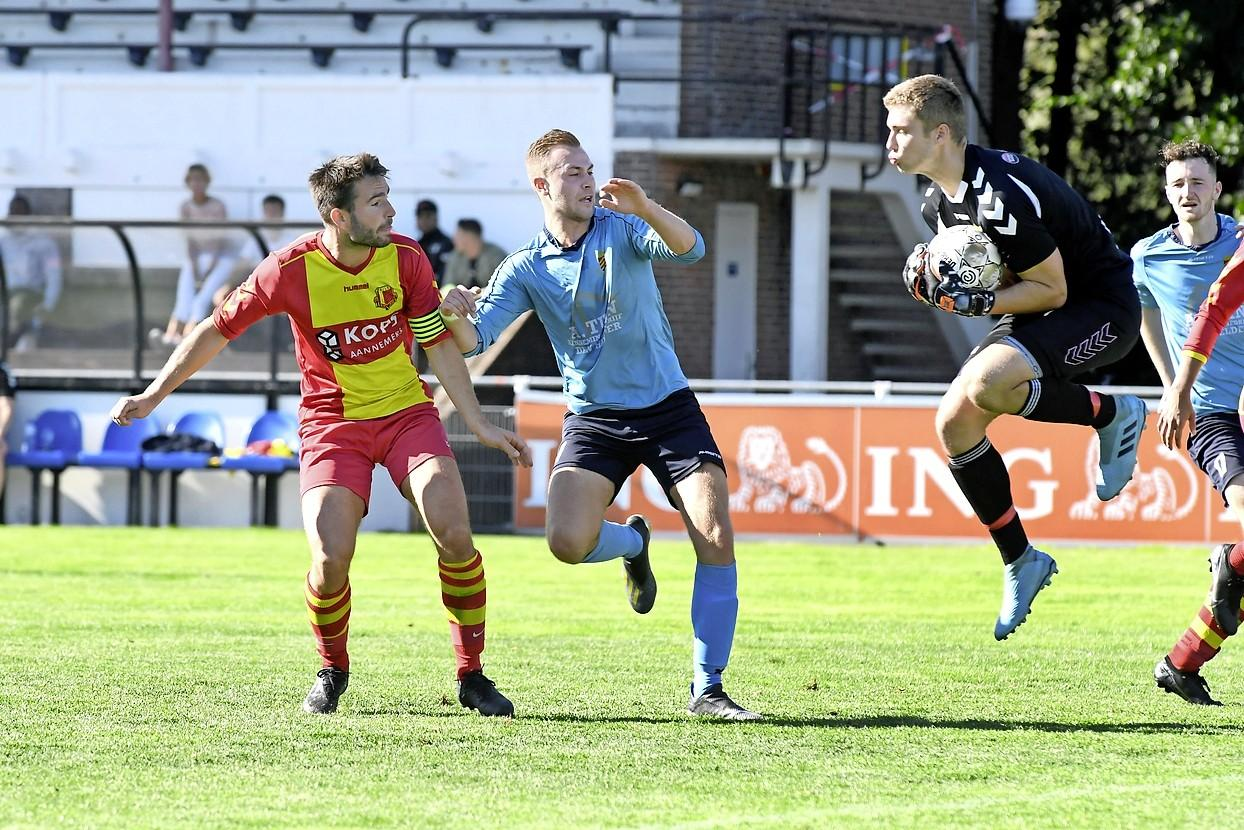 HSV kent prima competitiestart met verdiende overwinning op Den Helder