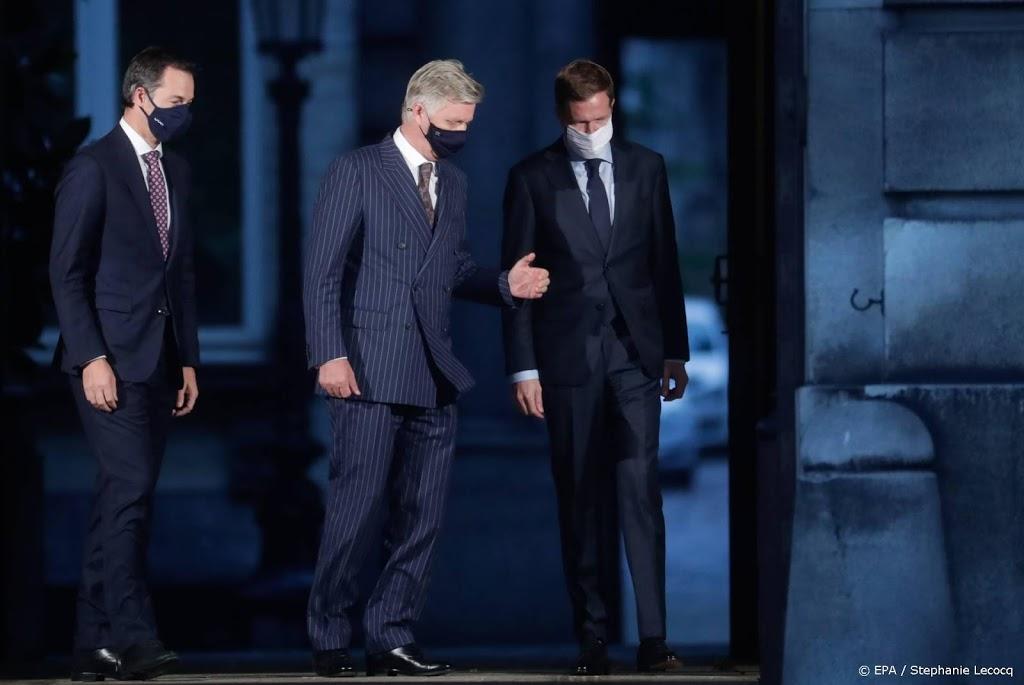 Onderhandelingen over Belgische regering gaan door