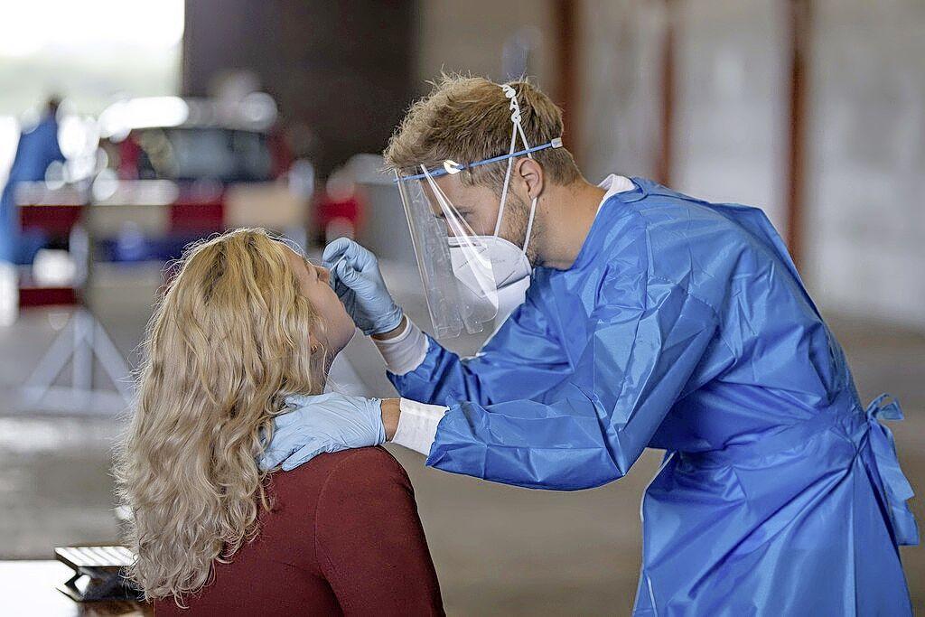55 nieuwe besmettingen IJmond, een derde besmettingen minder dan maand geleden