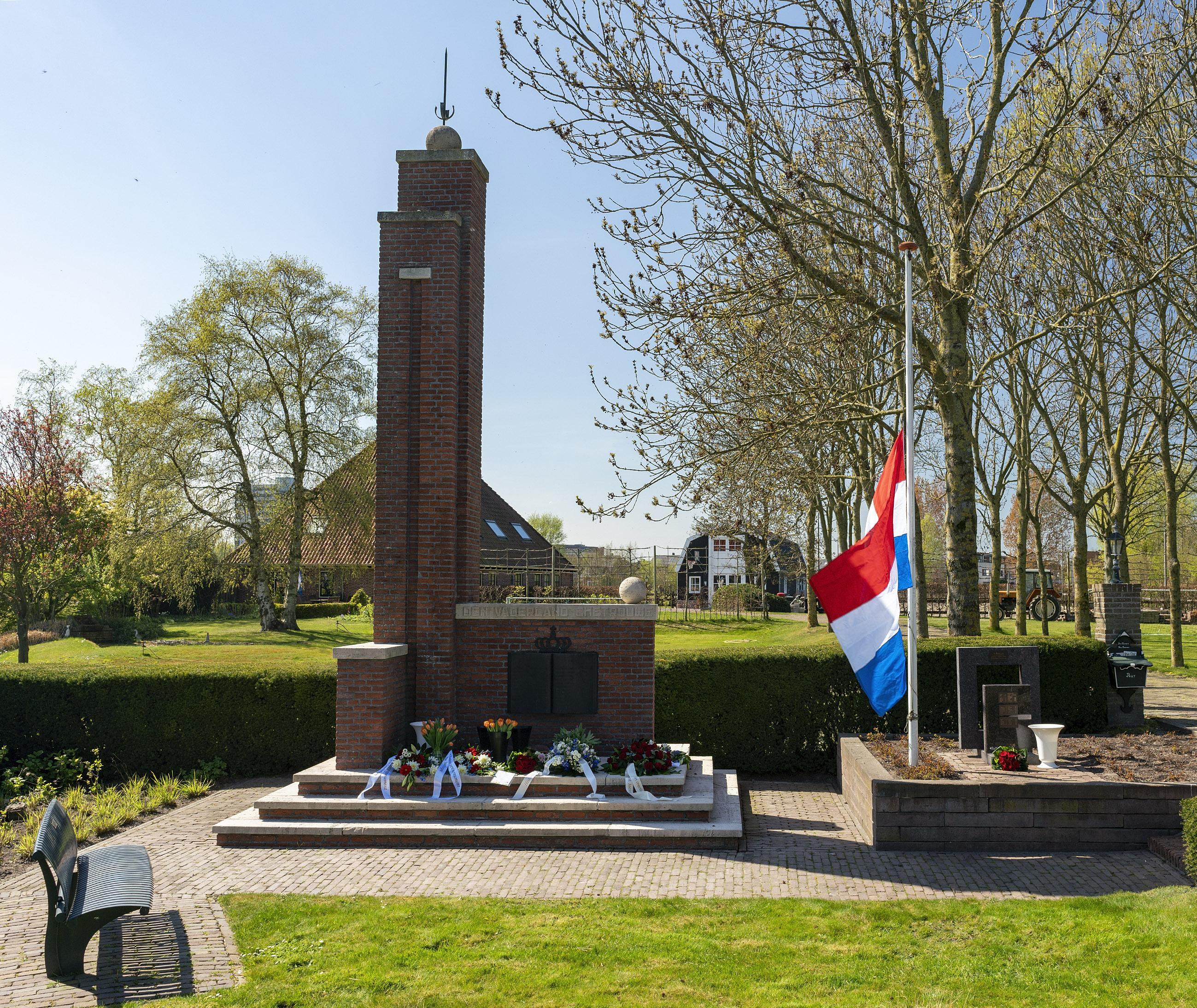Zo stil was het nooit eerder bij de herdenking van Zwarte Zondag in Sint Pancras