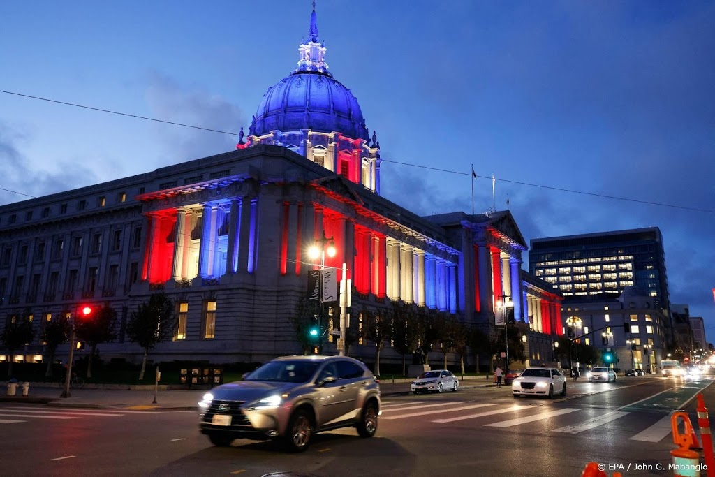 Avondklok ook in San Francisco ingesteld