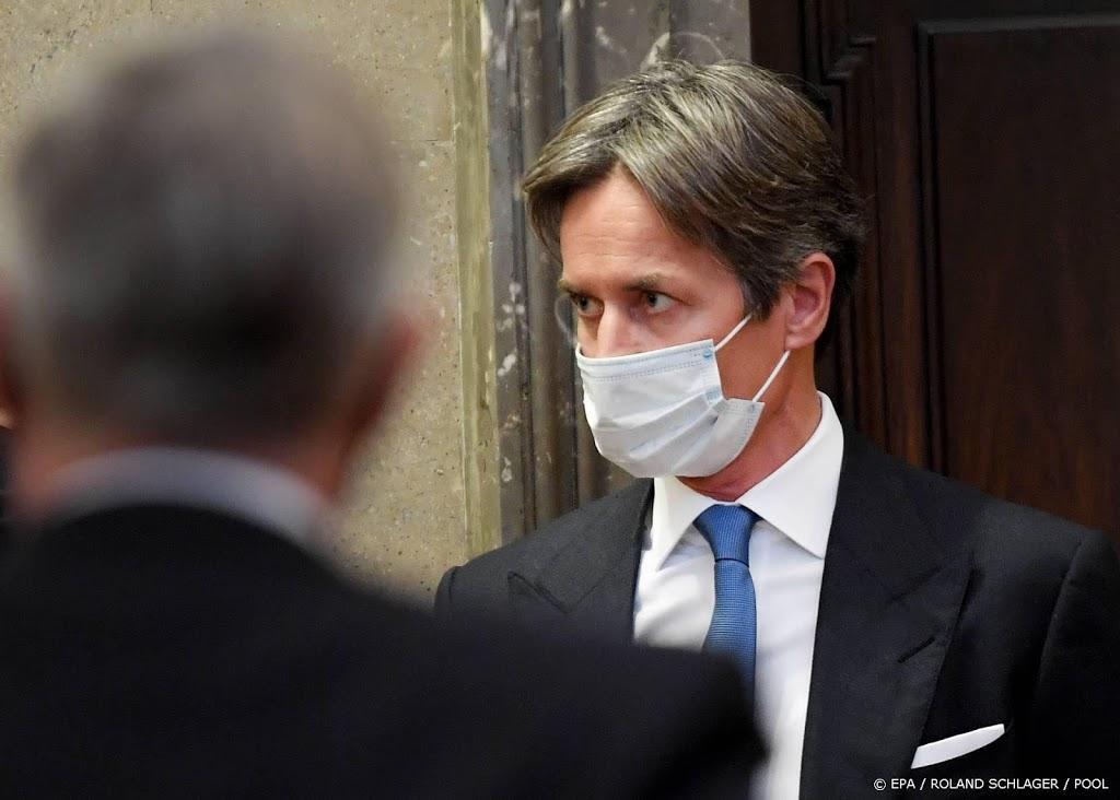 Ex-minister Oostenrijk 8 jaar de cel in wegens corruptie