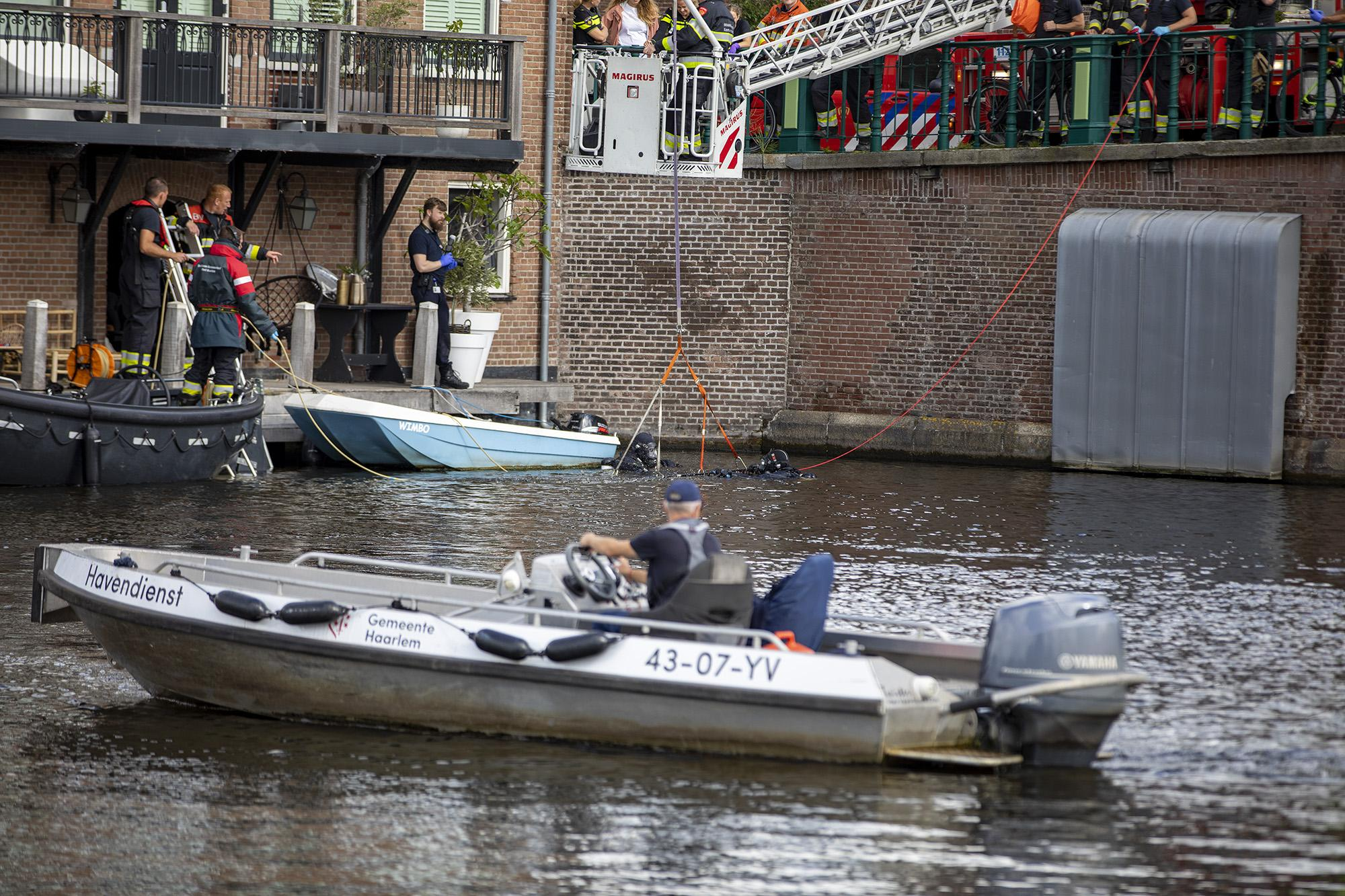 Gevonden lichaam in Spaarne is 35-jarige Haarlemmer
