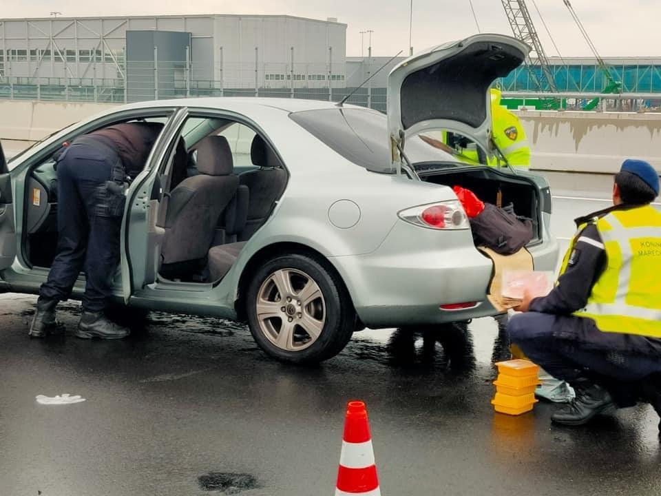 Aanhoudingen op Schiphol tijdens actie tegen mobiel banditisme