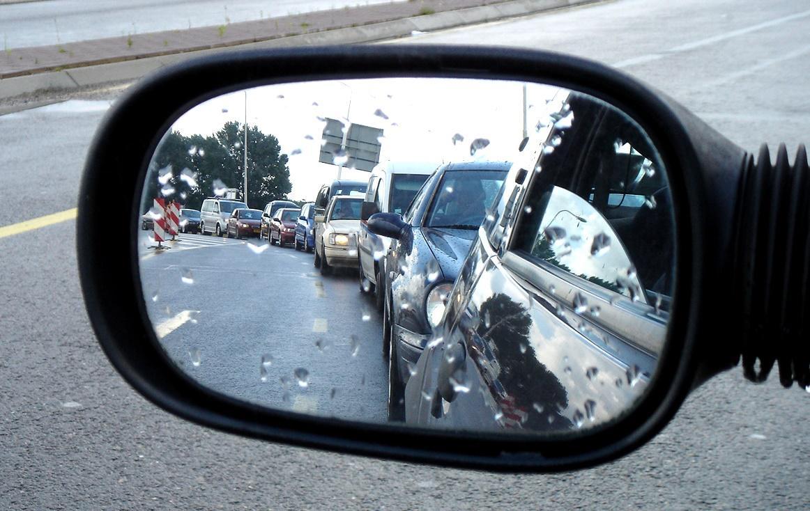 Lange file op A7 tussen Hoorn en Zaandam door een ongeluk [update]
