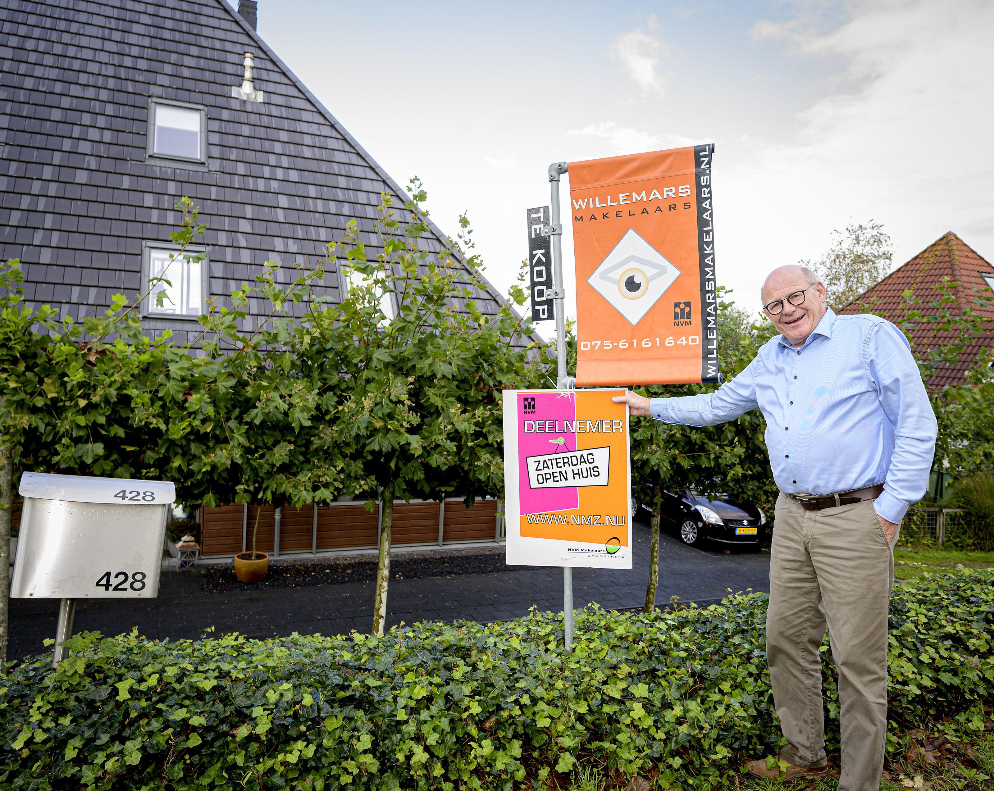 Makelaars voorspellen: 'Krapte op de huizenmarkt in Zaanstreek-Waterland neemt alleen maar toe en prijzen gaan nog verder omhoog'